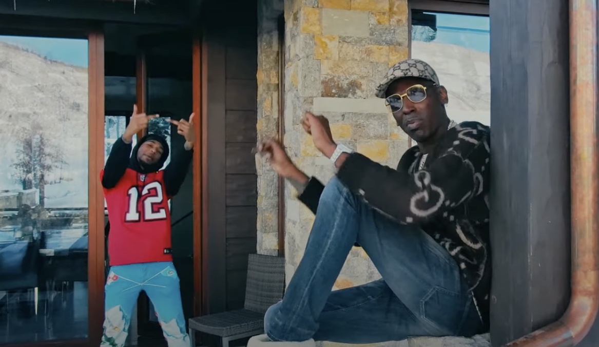 Young Dolph and Key Glock