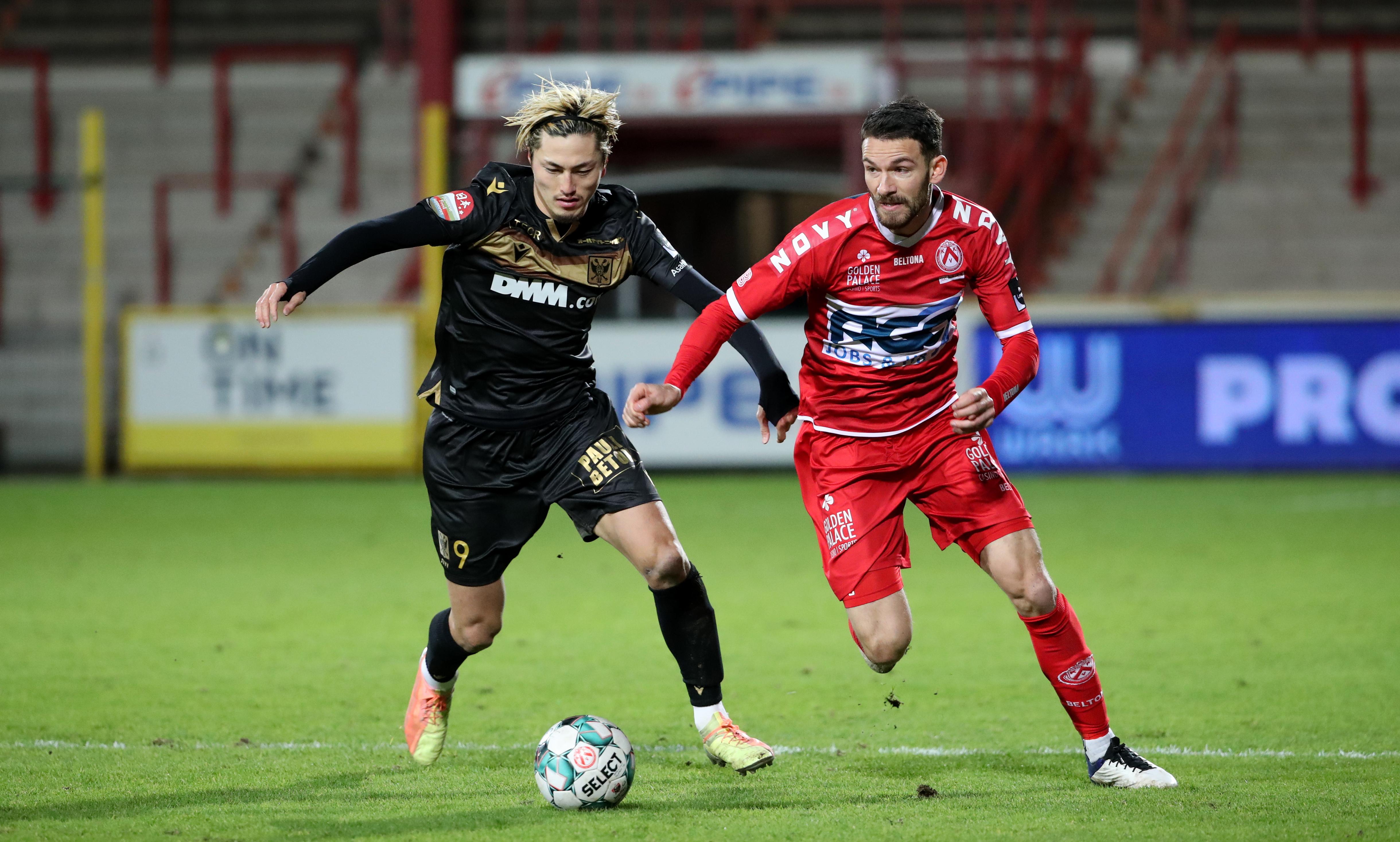 KV Kortrijk v Sint-Truidense VV - Jupiler Pro League