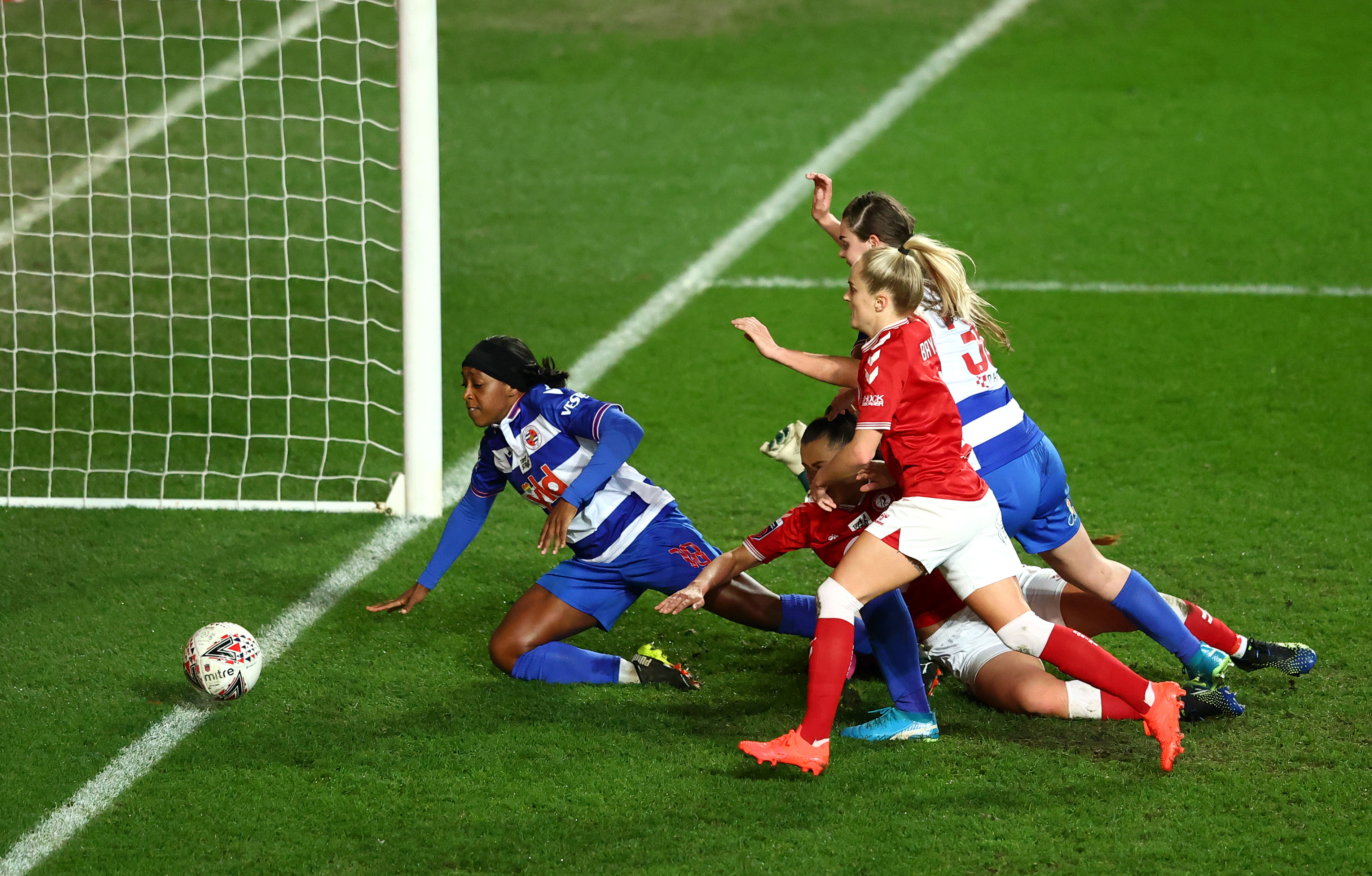 Bristol City Women v Reading Women - Barclays FA Women's Super League