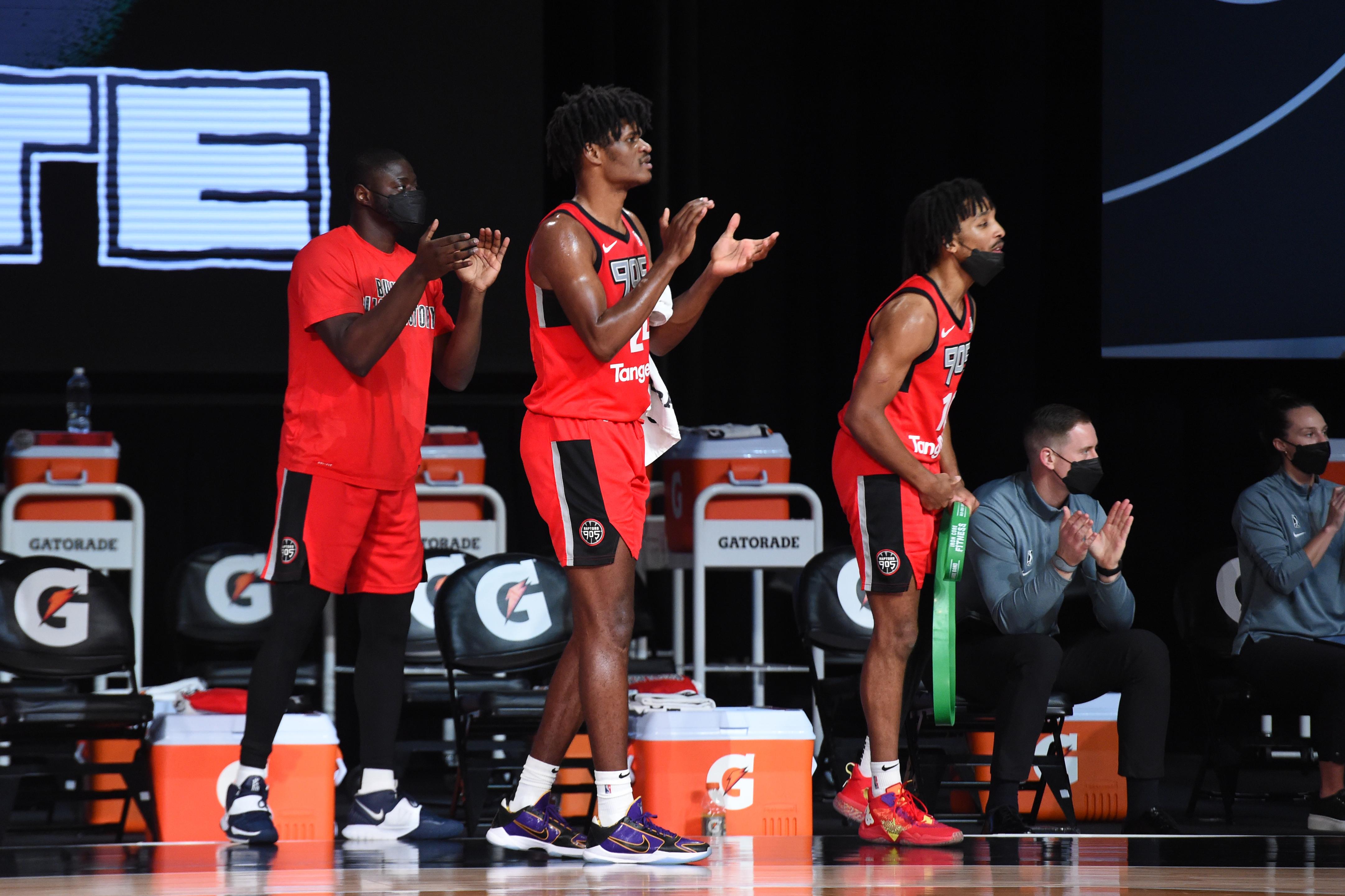 NBA G League Playoffs - G League Ignite v Raptors 905