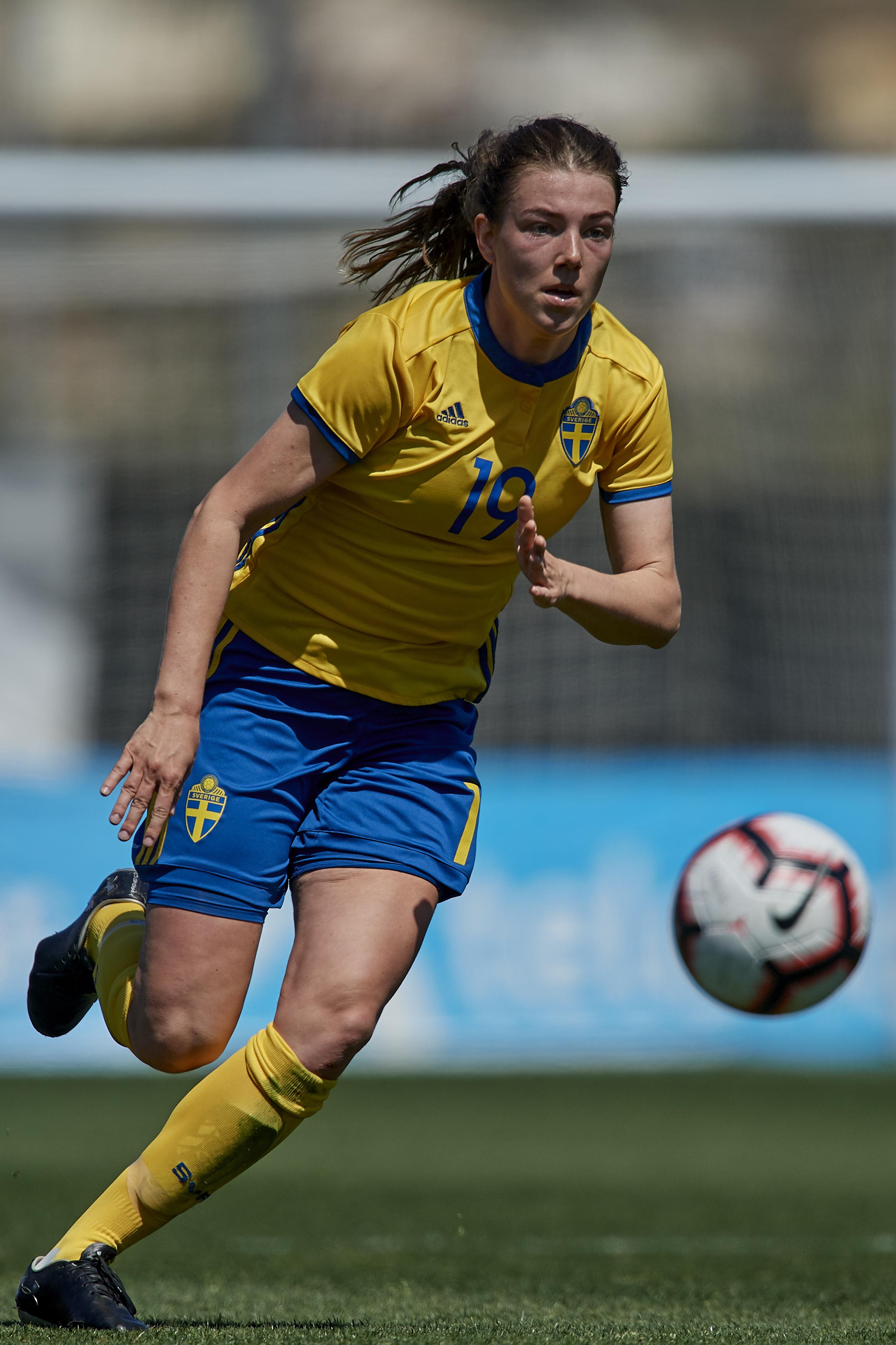 Sweden v USA - Women's U23 International Friendly