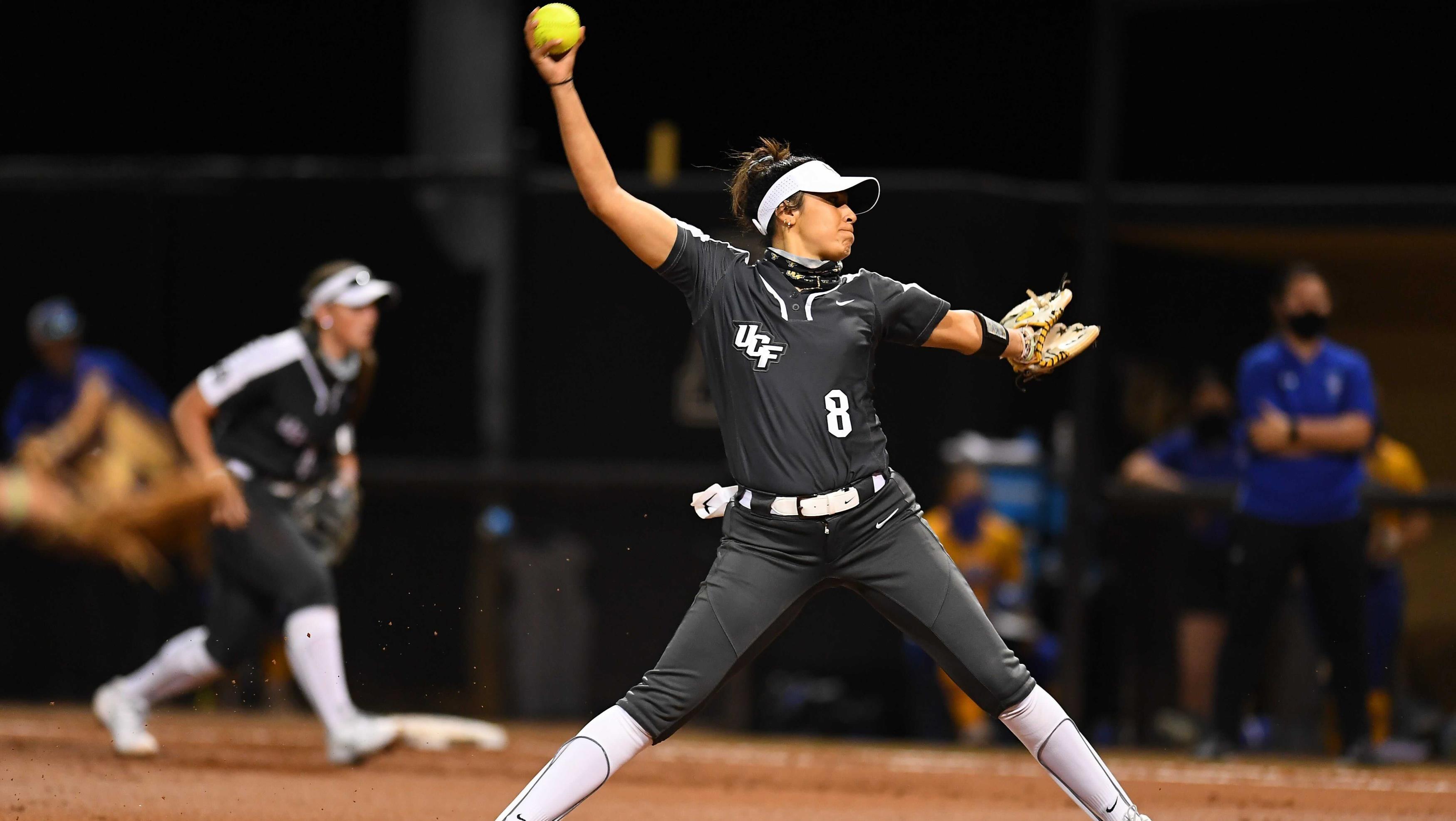 Gianna Mancha Softball