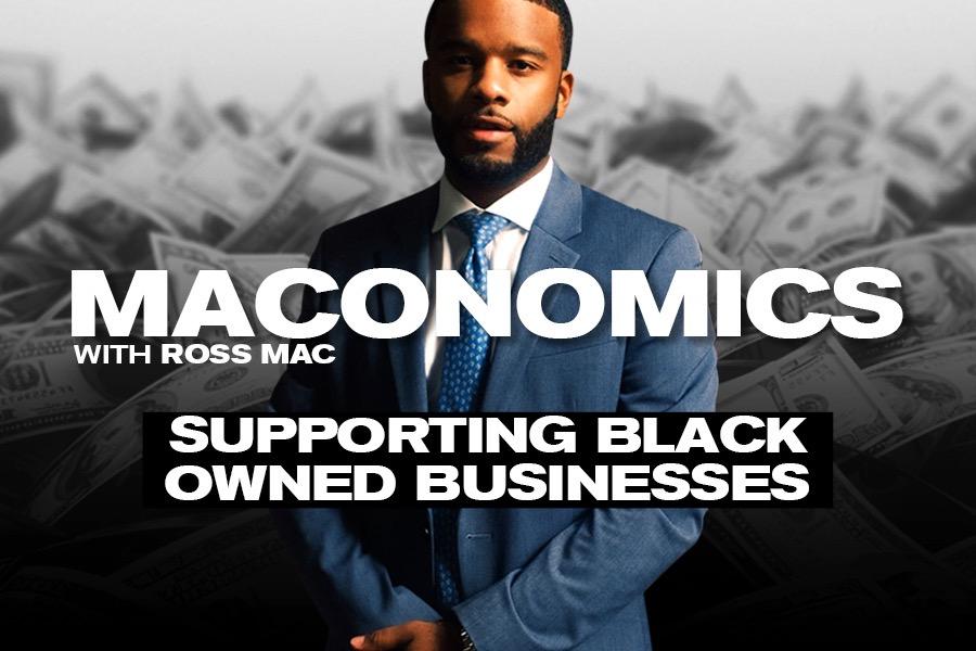 Black-owned businesses | 'Maconomics'