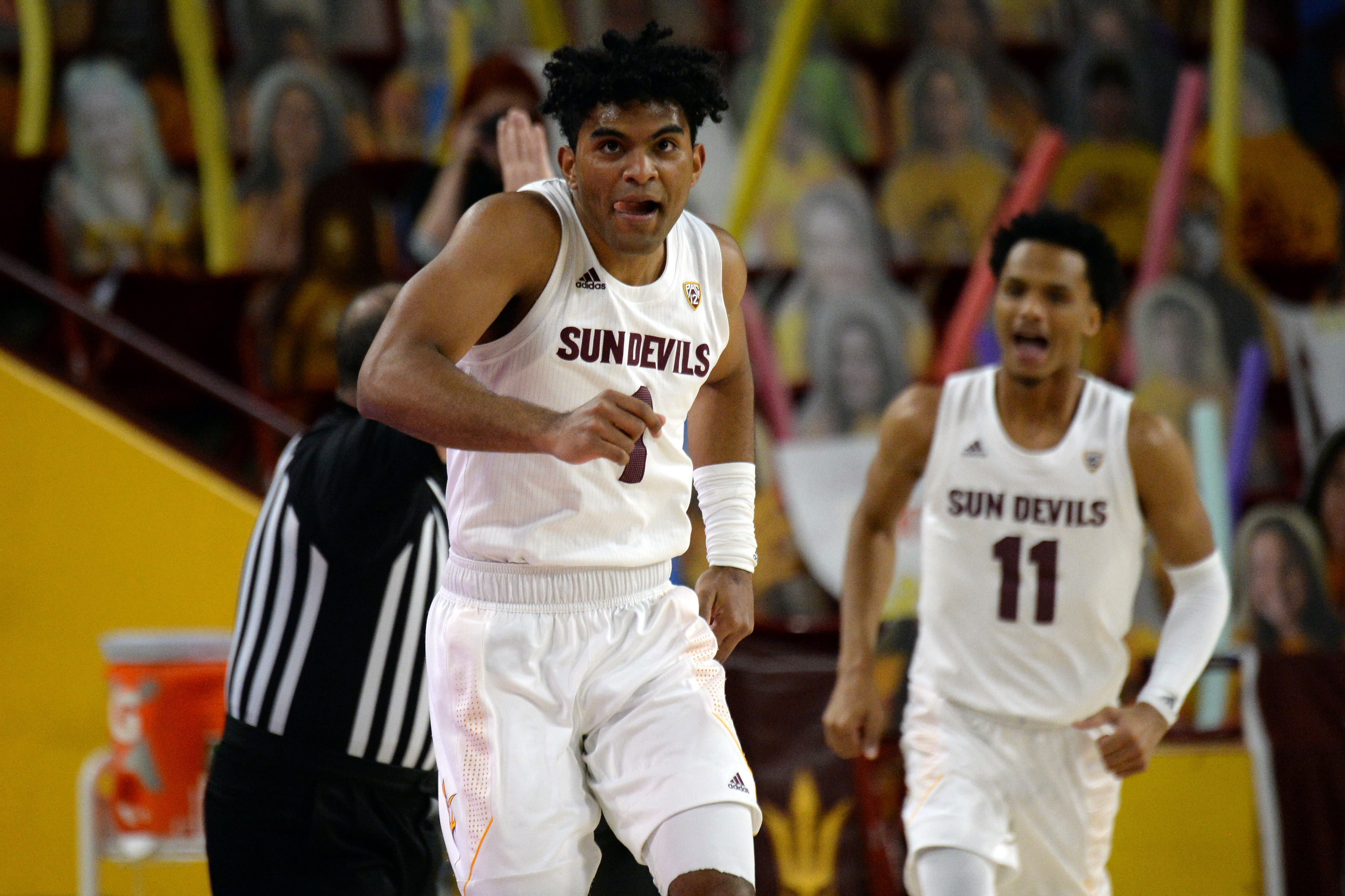 NCAA Basketball: Washington State at Arizona State