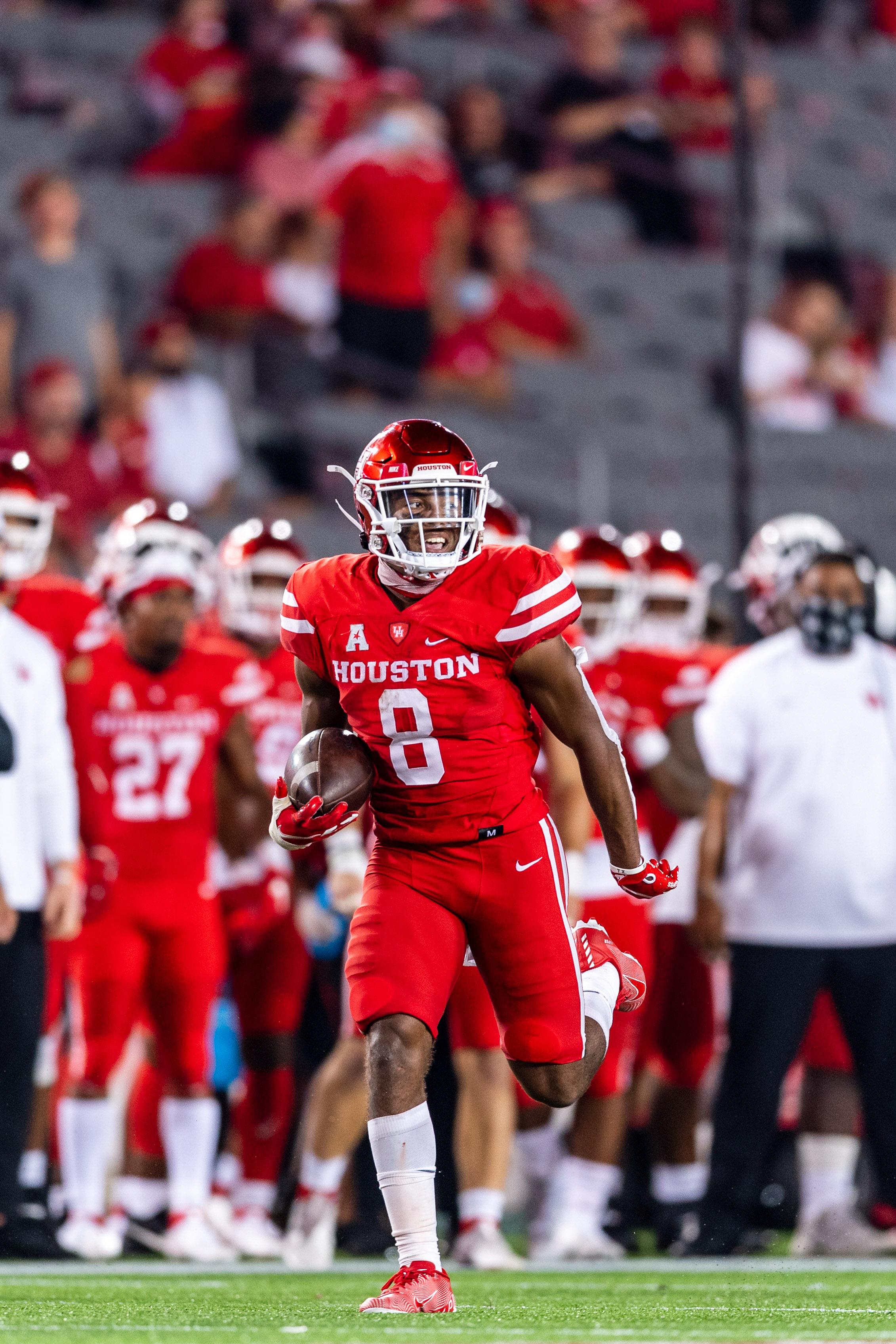 NCAA Football: Tulane at Houston