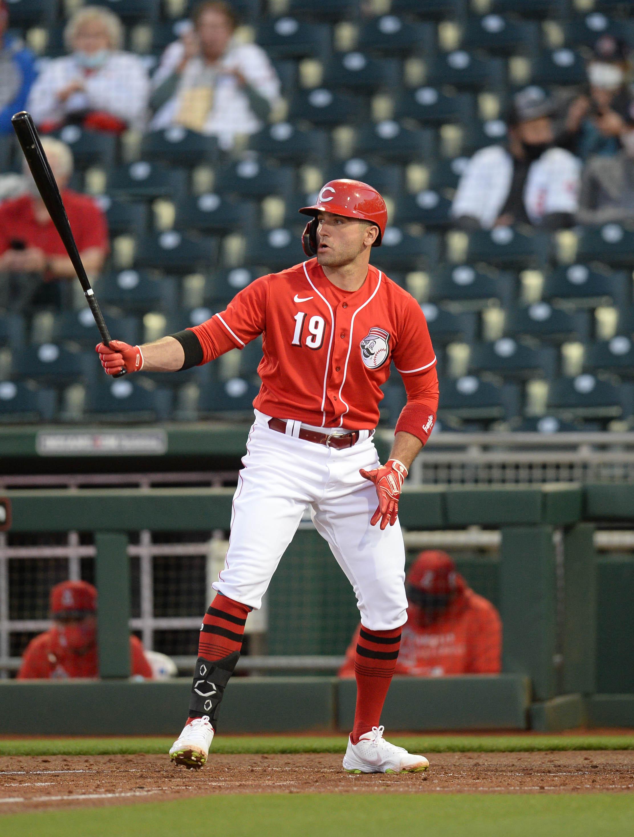 MLB: Los Angeles Angels at Cincinnati Reds