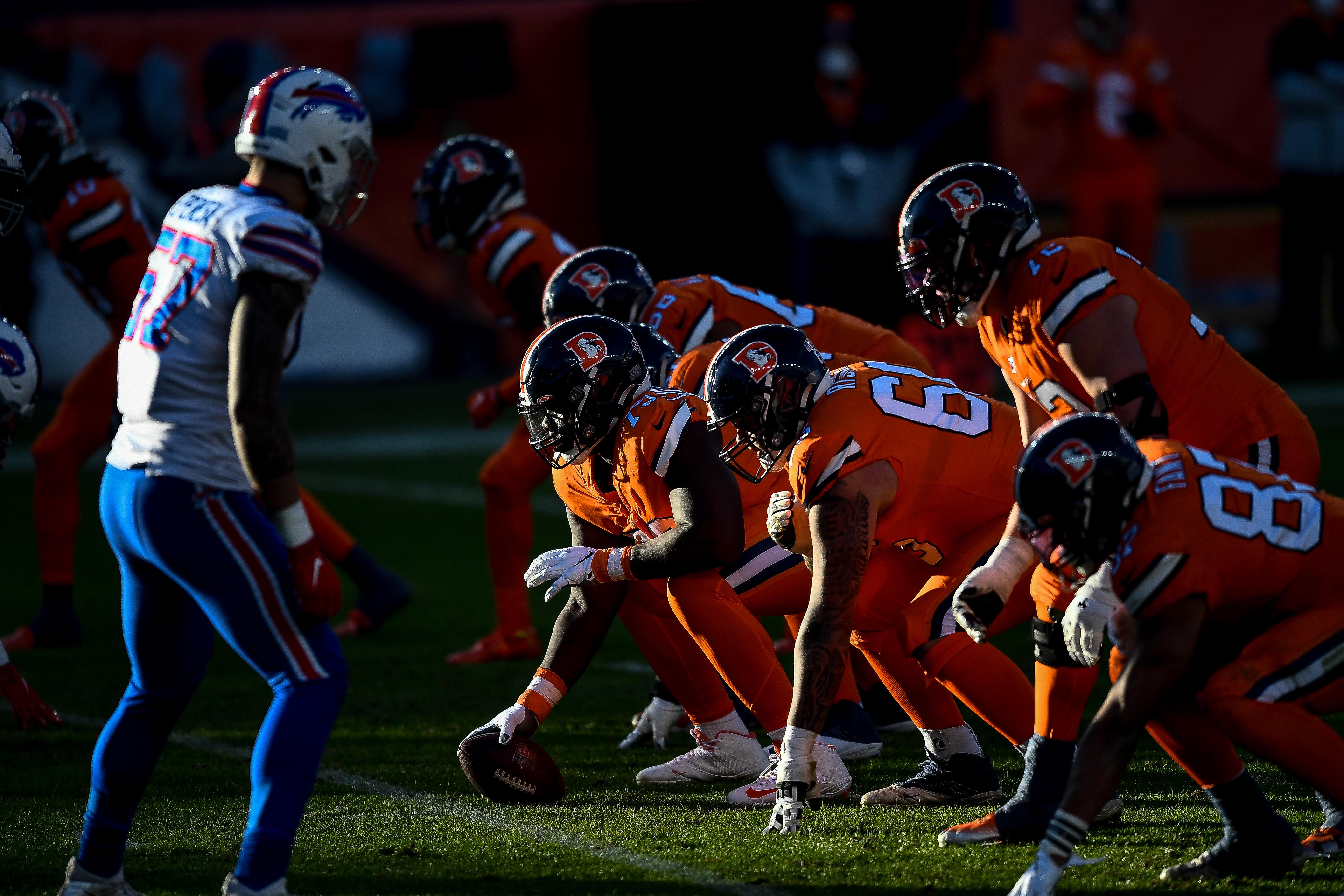 NFL: DEC 19 Bills at Broncos
