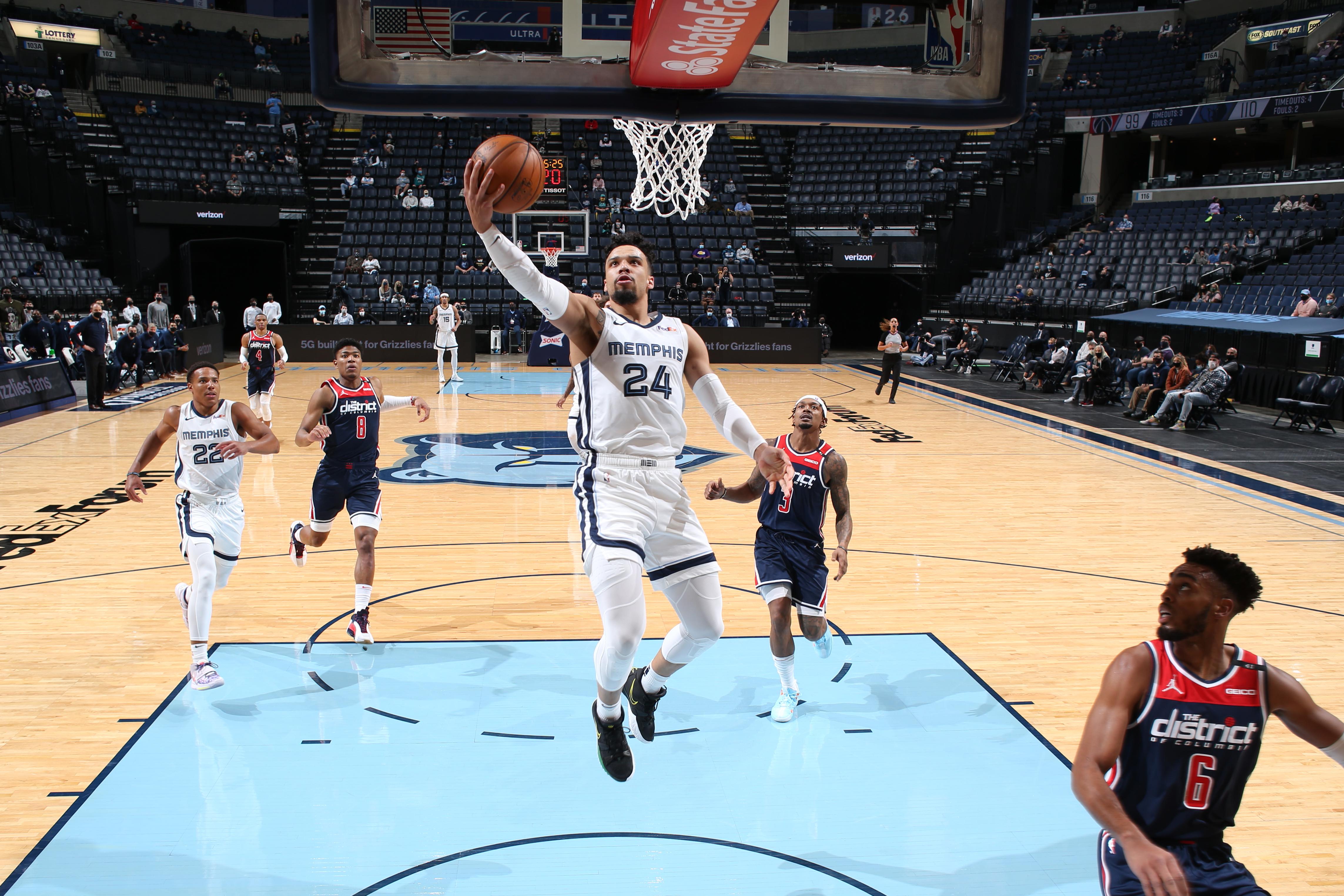 Washington Wizards v Memphis Grizzlies