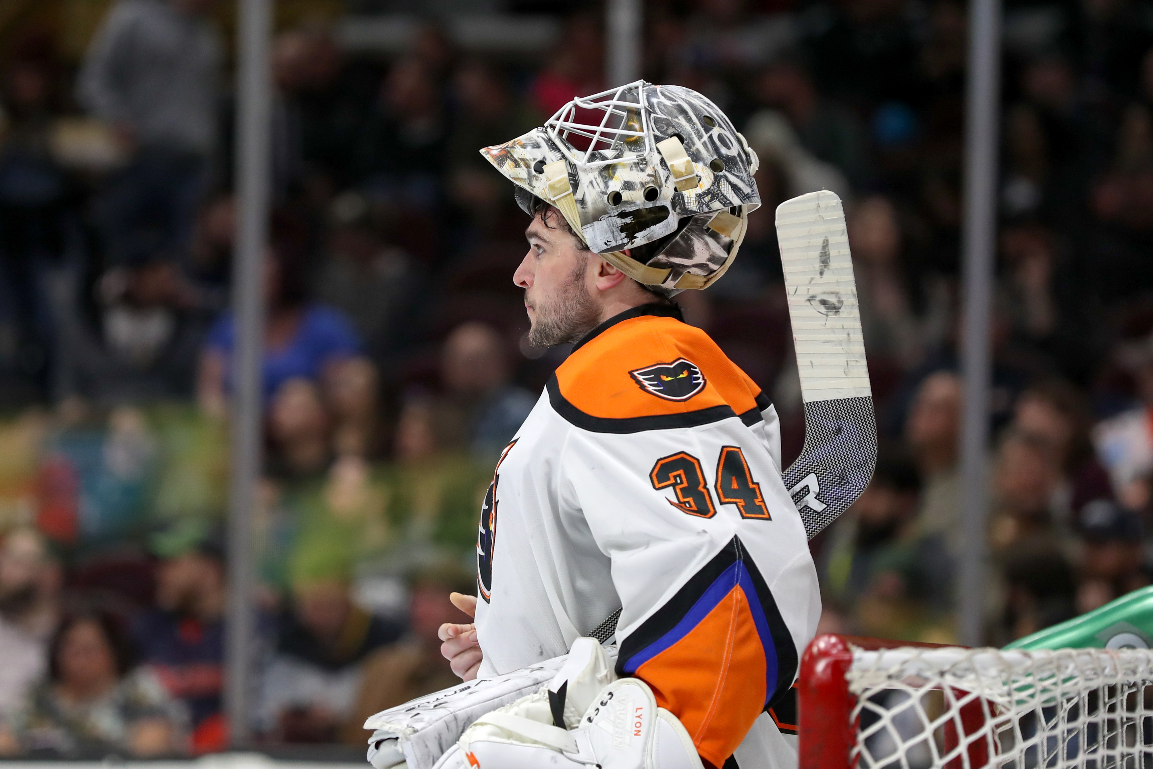 AHL: MAR 30 Lehigh Valley Phantoms at Cleveland Monsters