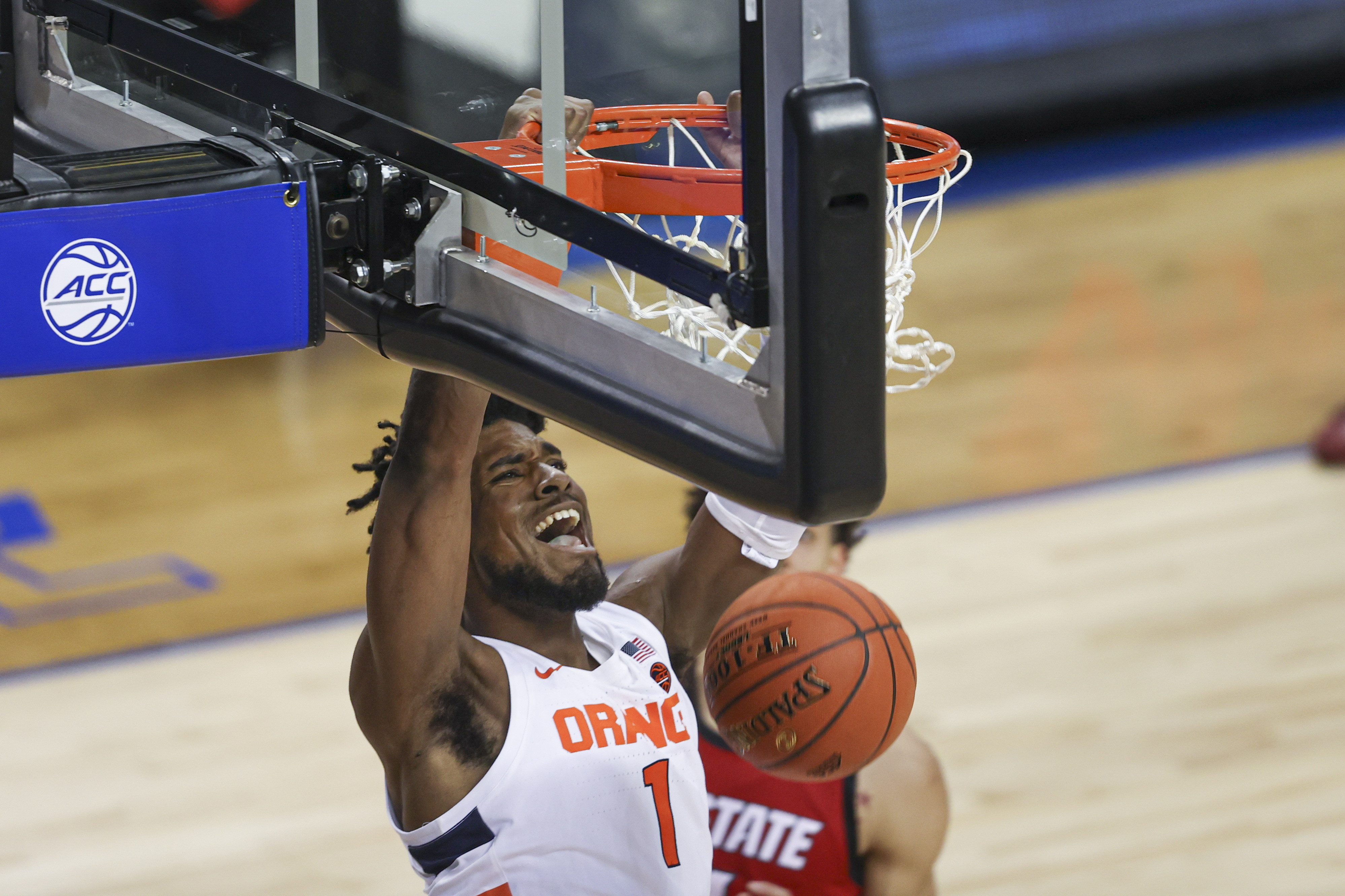NCAA Basketball: ACC Conference Tournament-NC State Syracuse
