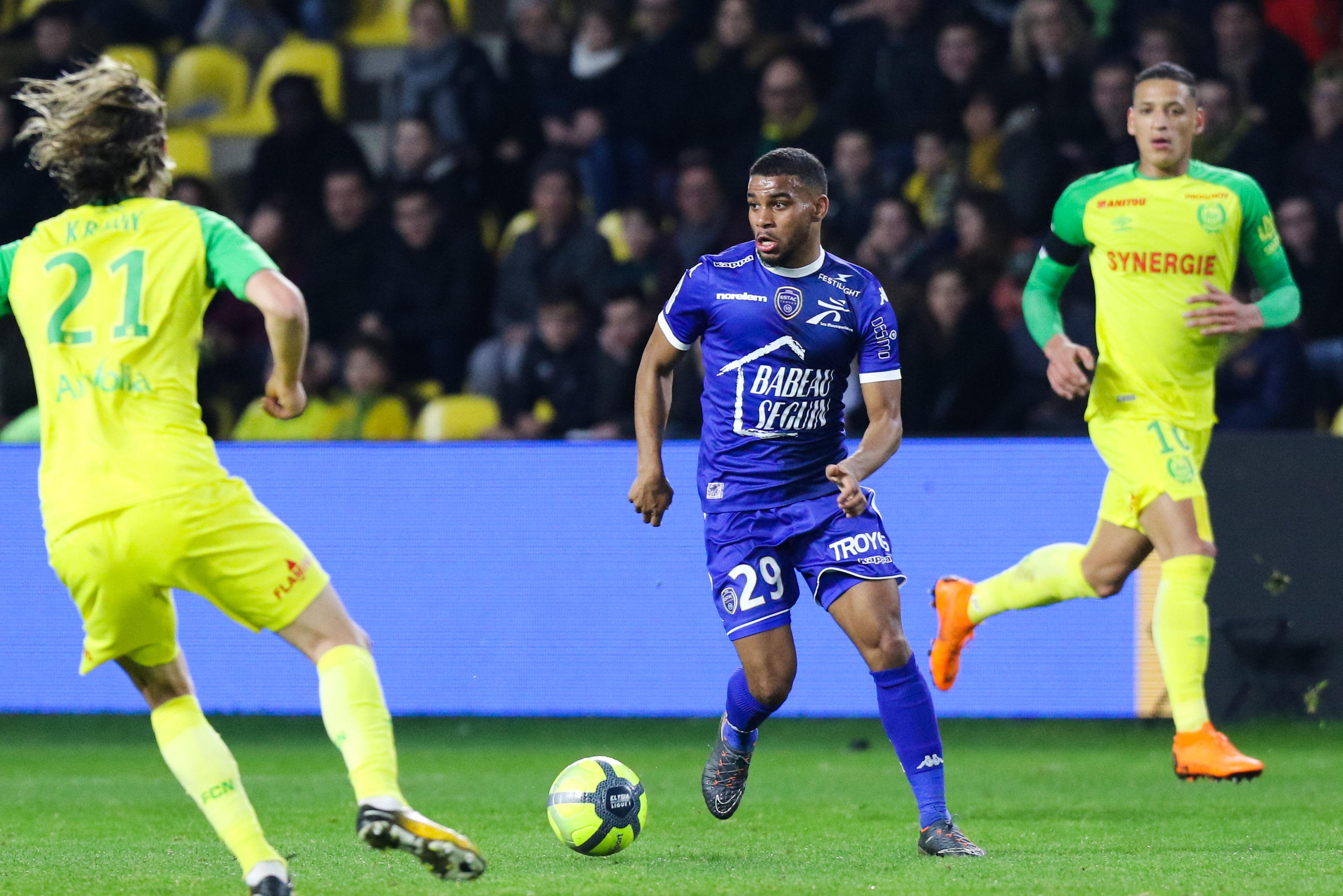 Nantes v Troyes AC - Ligue 1