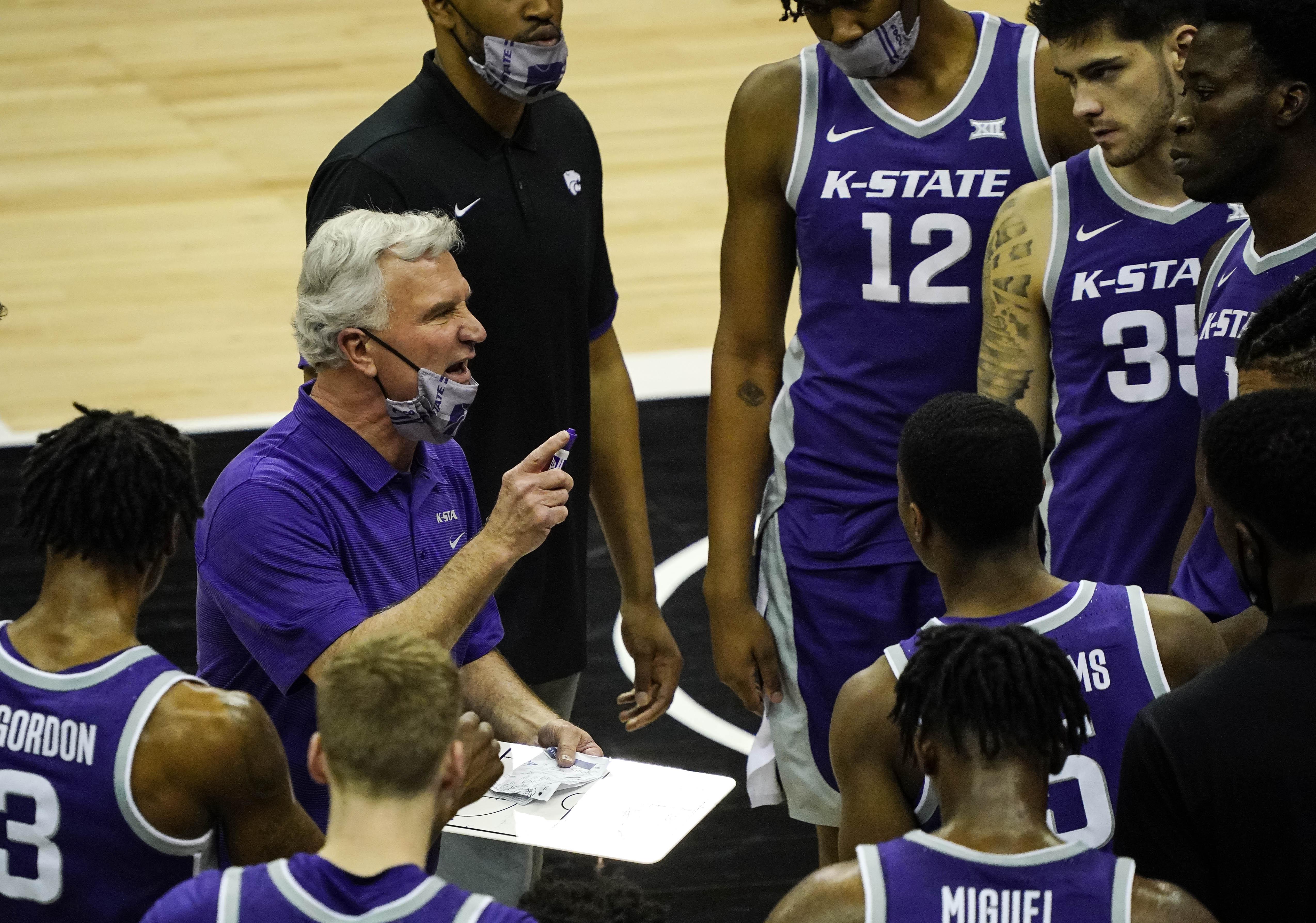 NCAA Basketball: Big 12 Conference Tournament-Kansas State vs TCU