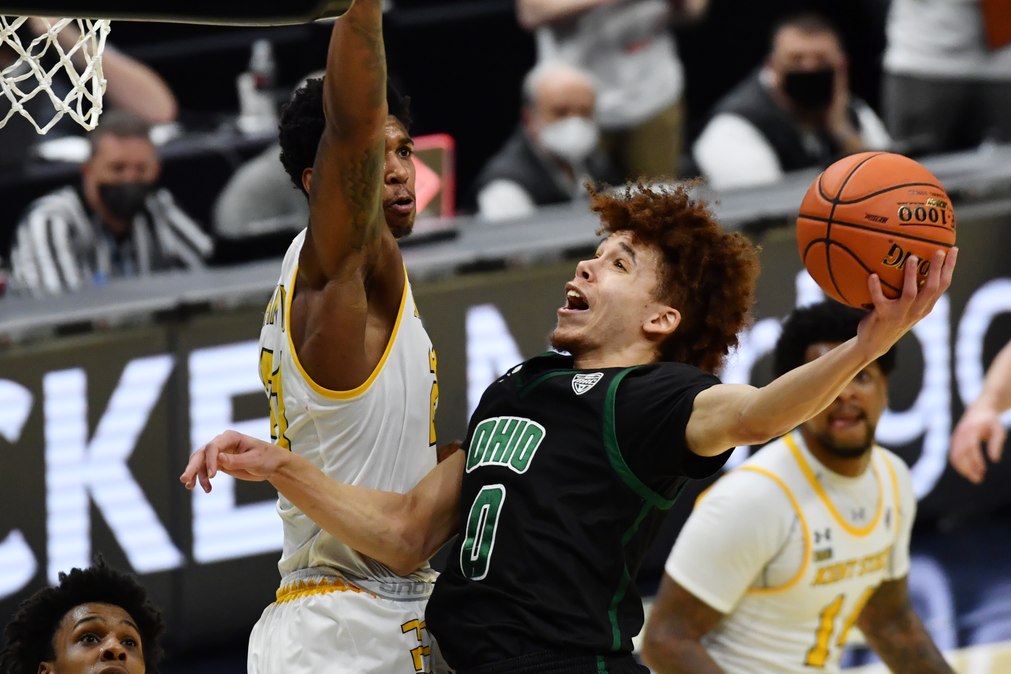NCAA Basketball: MAC Conference Tournament - Kent State vs Ohio