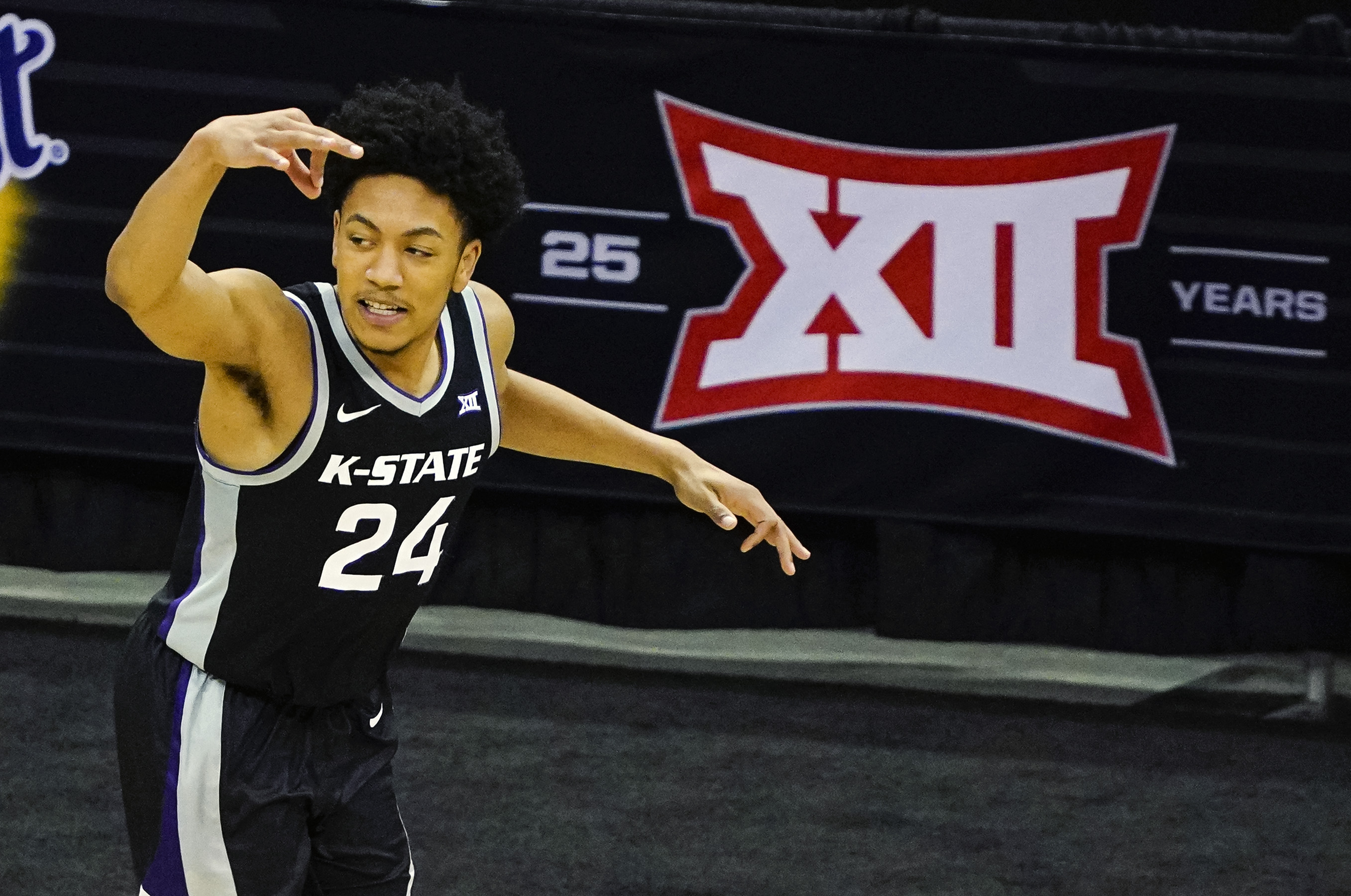 NCAA Basketball: Big 12 Conference Tournament-Kansas State vs Baylor