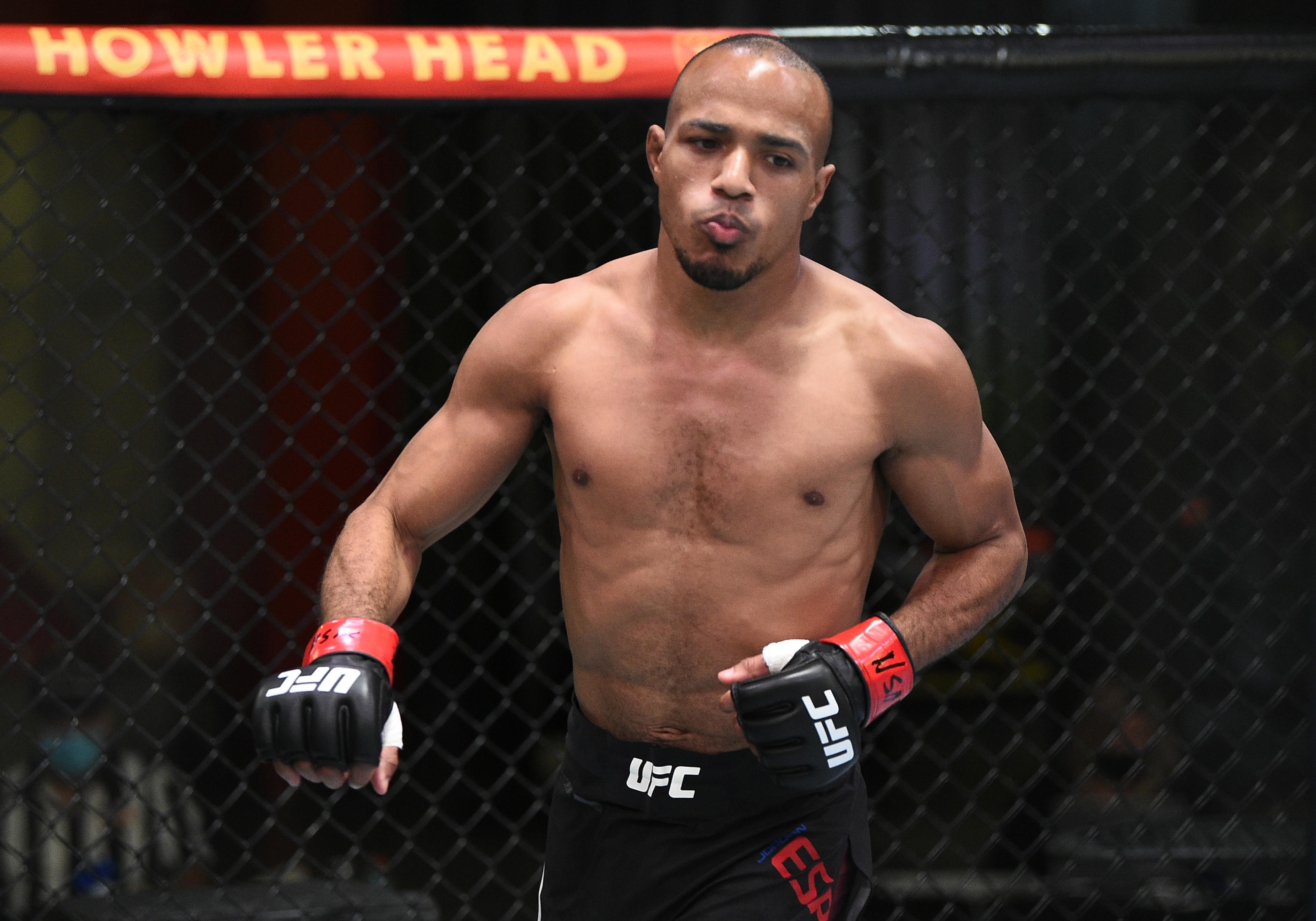 UFC Fight Night: Espinosa v Dvorak