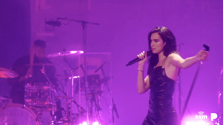 Pandora LIVE Featuring Dua Lipa