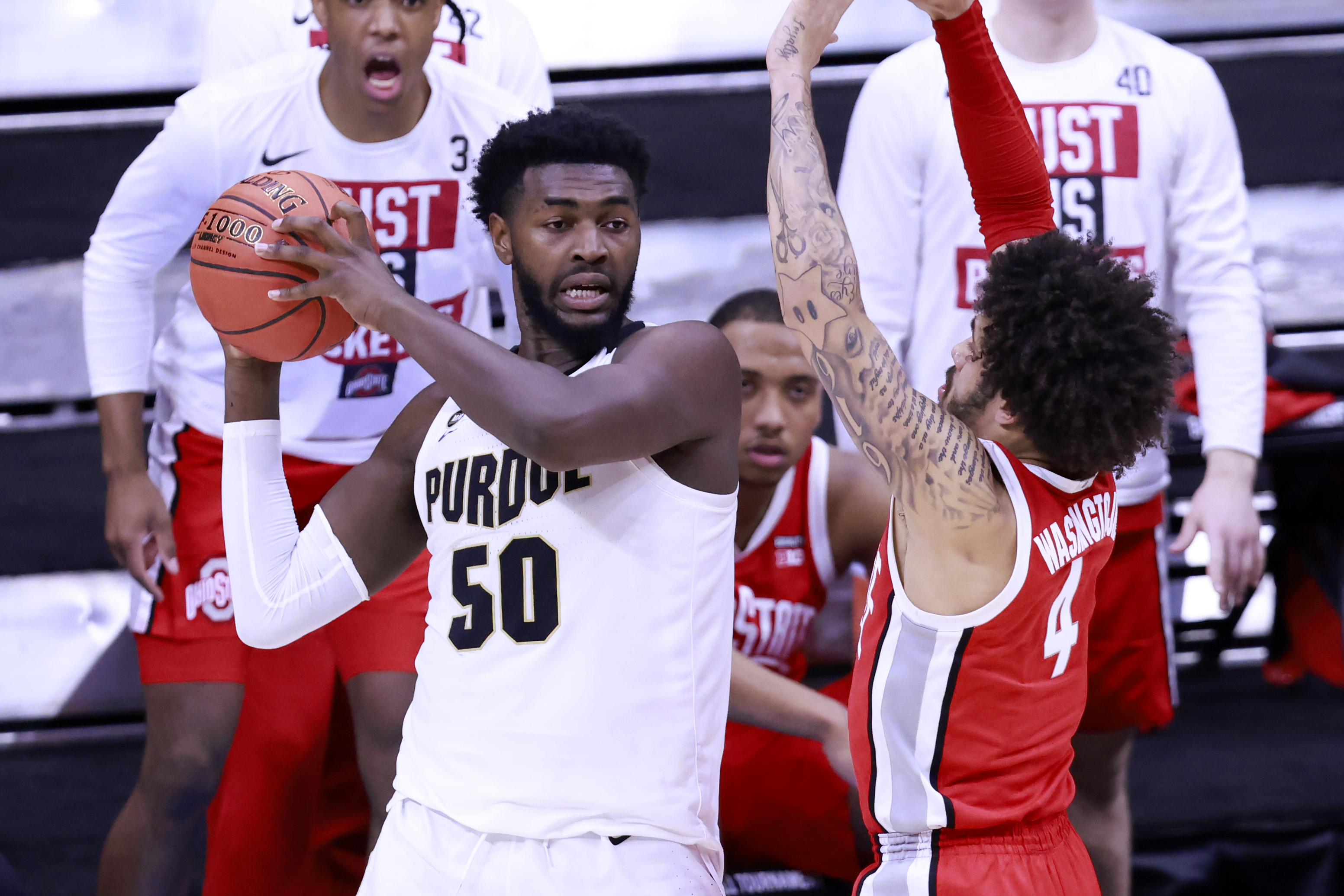 Big Ten Men's Basketball Tournament - Quarterfinals