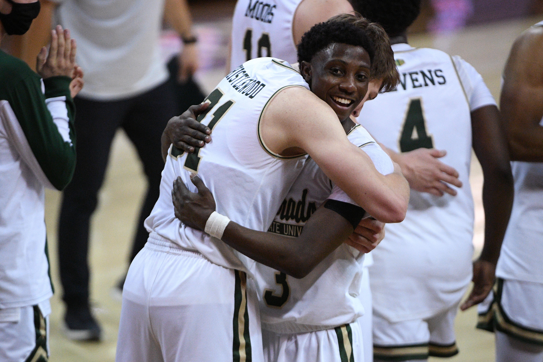 NCAA Basketball: Mountain West Conference Tournament- Colorado St vs Fresno St