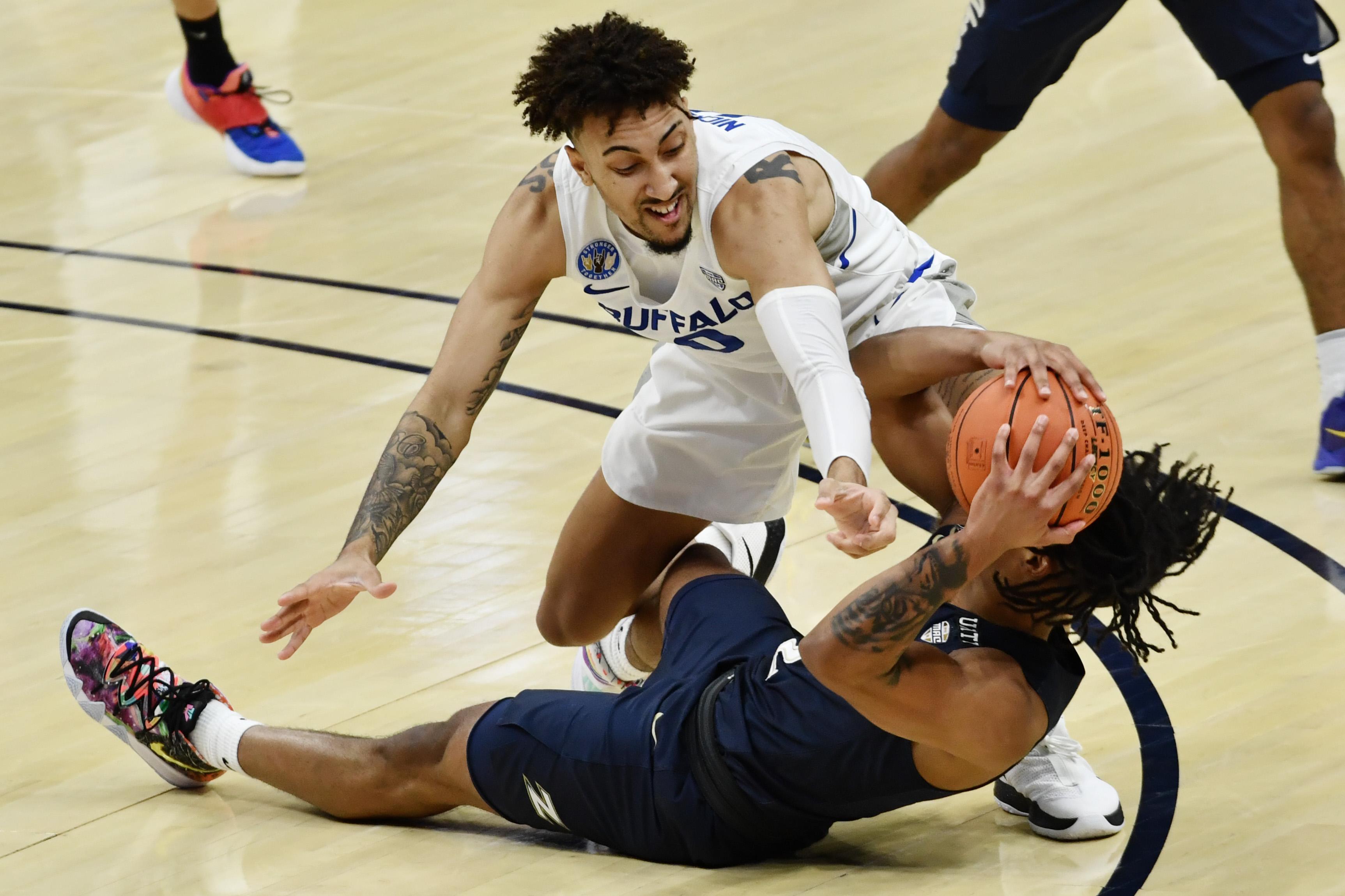 NCAA Basketball: MAC Conference Tournament - Akron vs Buffalo