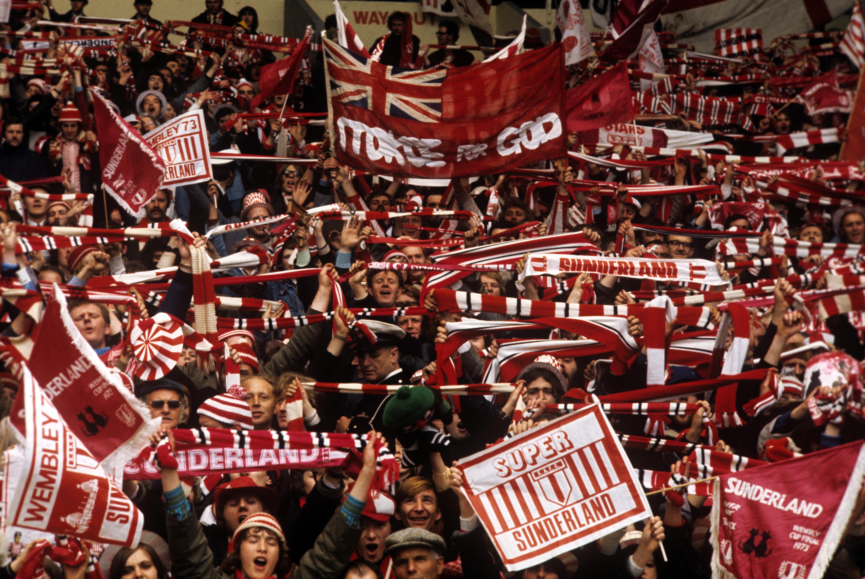 Soccer - FA Cup Final - Leeds United v Sunderland - Wembley Stadium