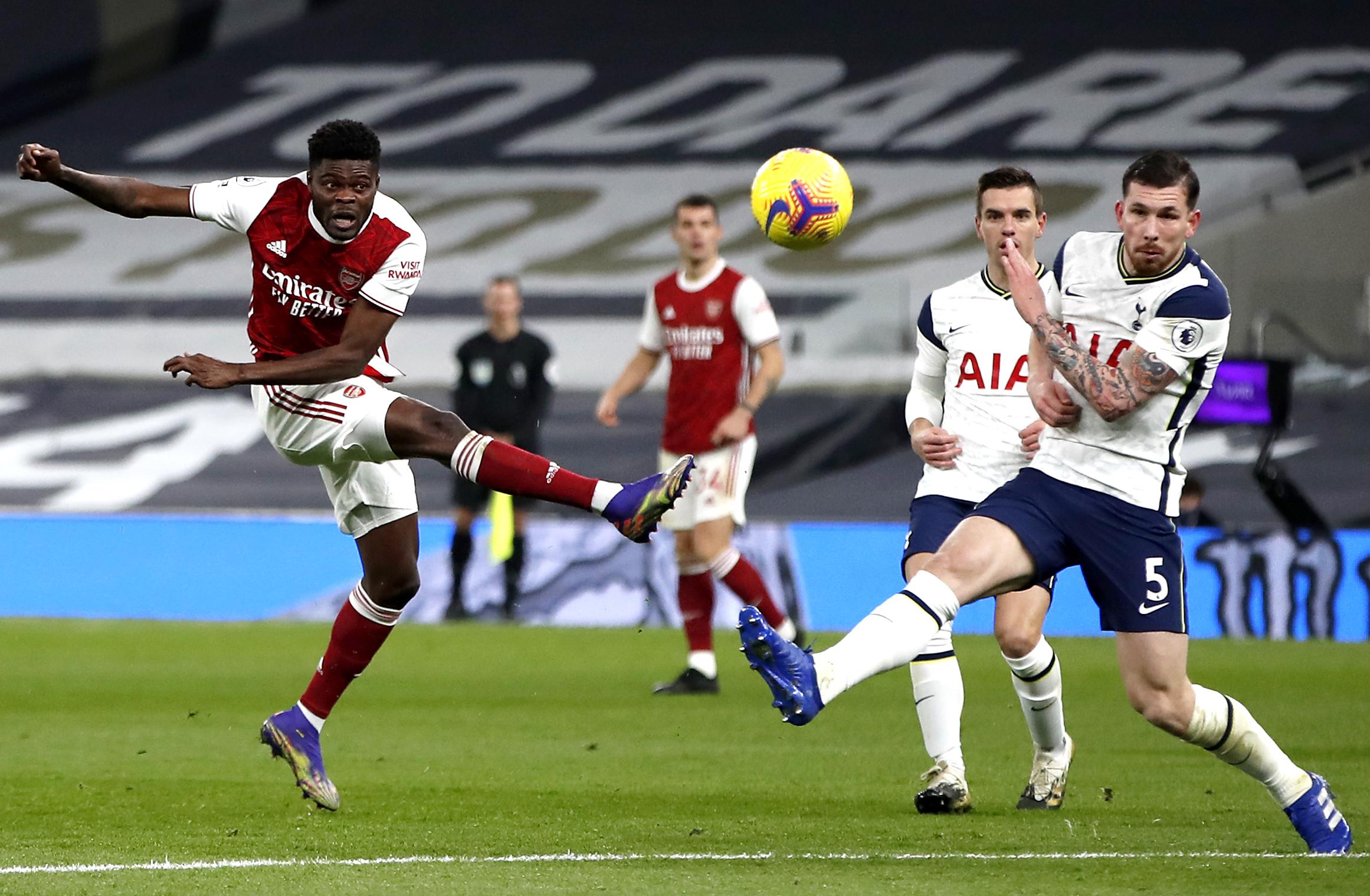 Tottenham Hotspur v Arsenal - Premier League - Tottenham Hotspur Stadium