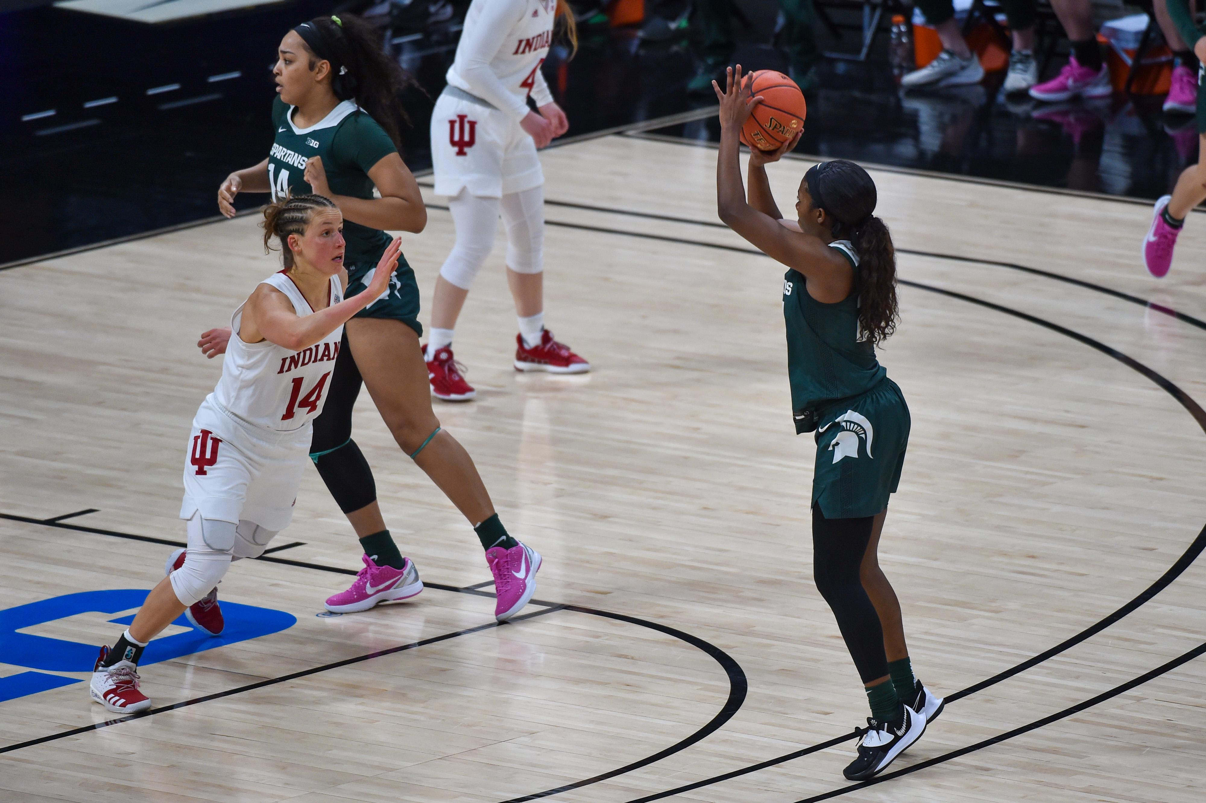 Big Ten Women's Basketball Tournament - Quarterfinals