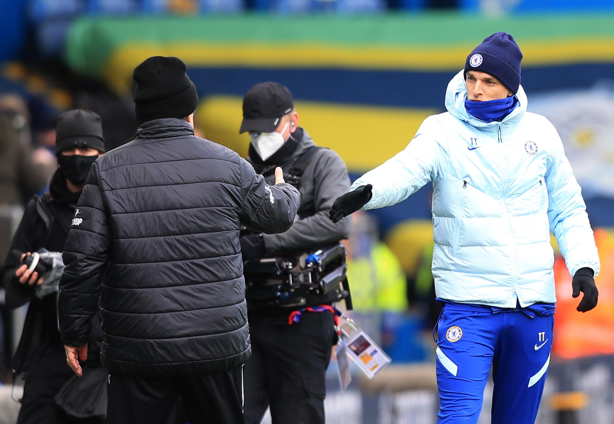 Thomas Tuchel - Chelsea - UEFA Champions League