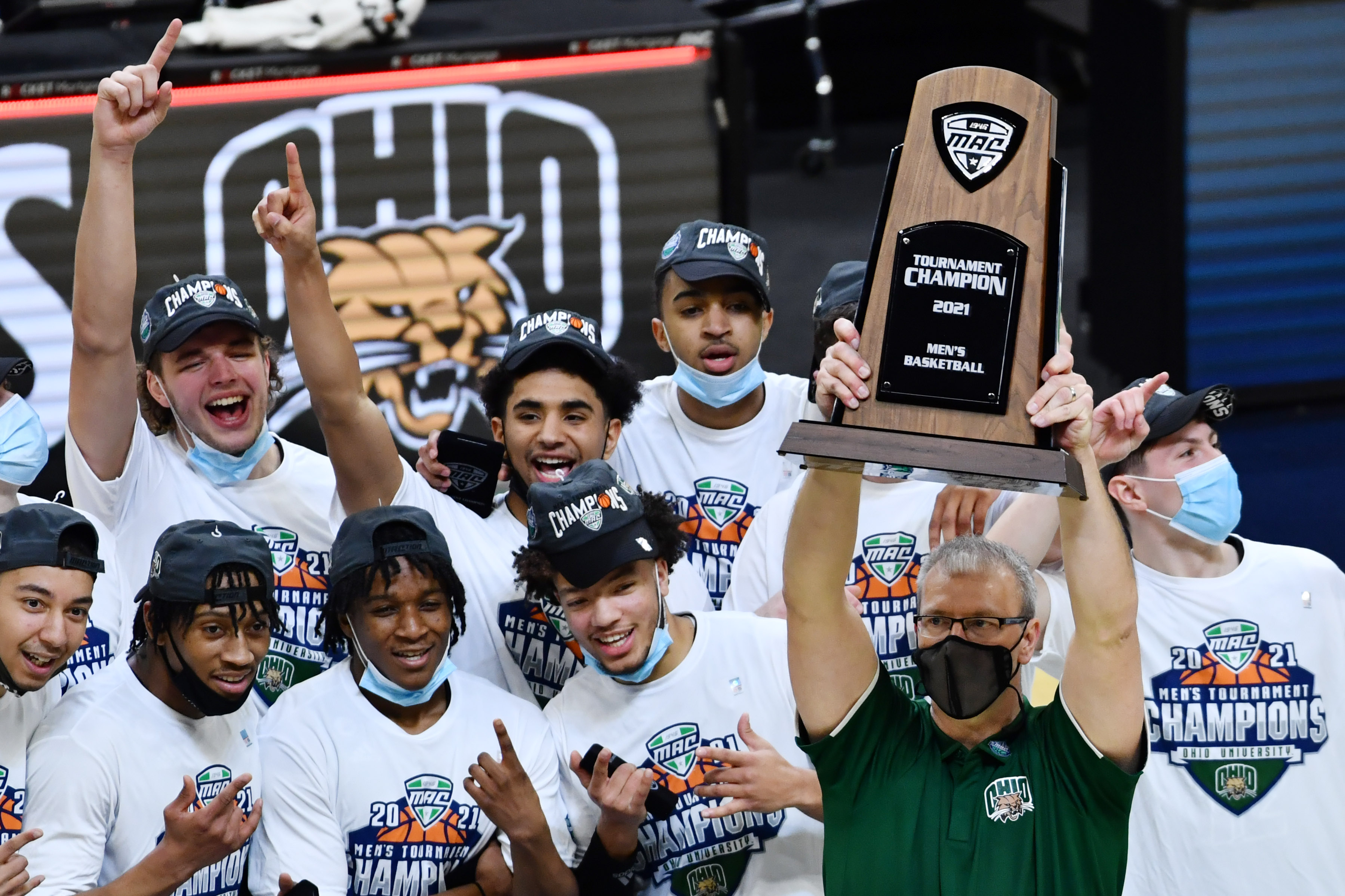 NCAA Basketball: MAC Conference Tournament - Ohio vs Buffalo