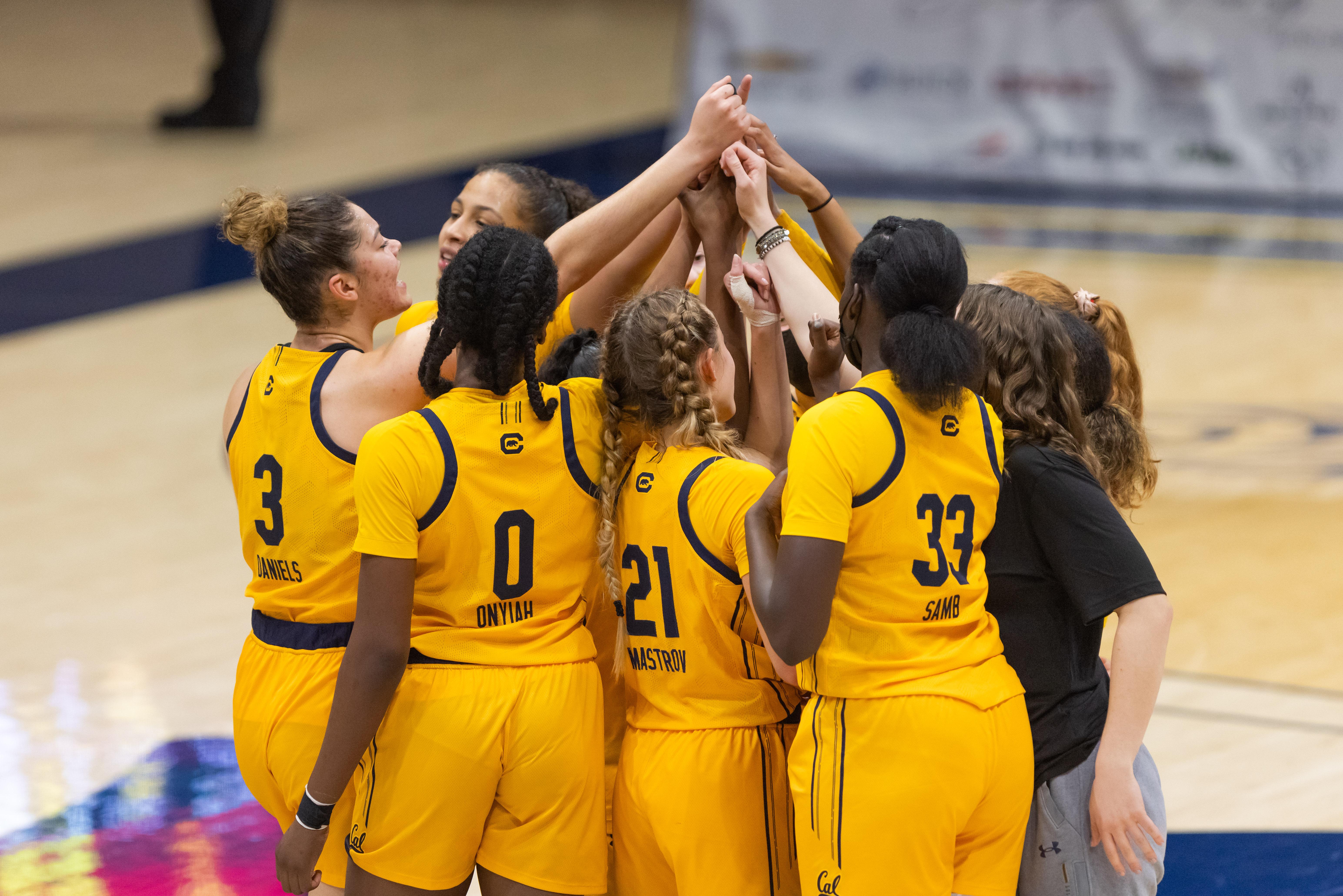 COLLEGE BASKETBALL: FEB 21 Women's Arizona State at Cal