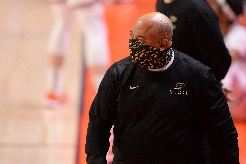 COLLEGE BASKETBALL: JAN 02 Purdue at Illinois