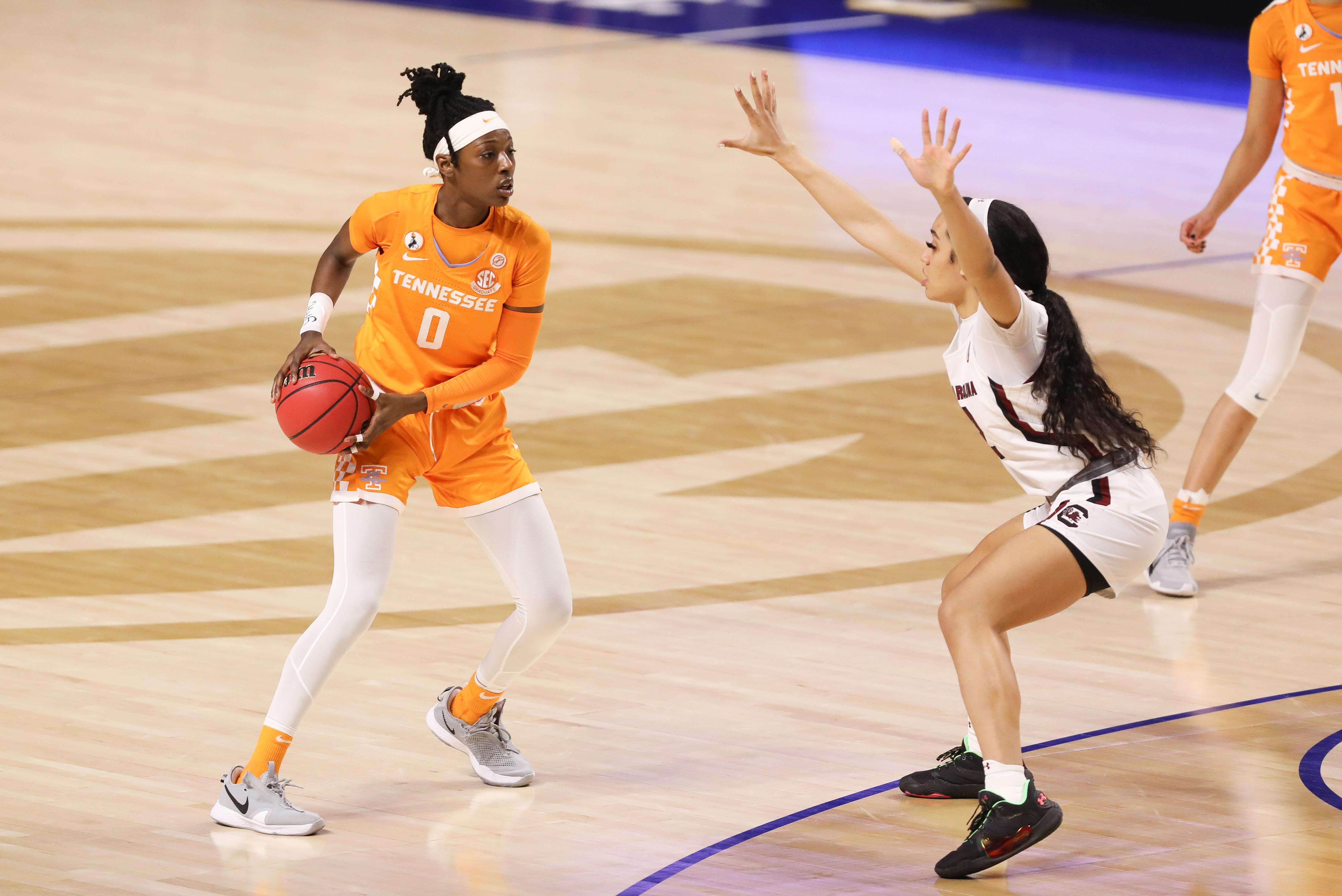 NCAA Womens Basketball: SEC Conference Tournament-South Carolina vs Tennessee