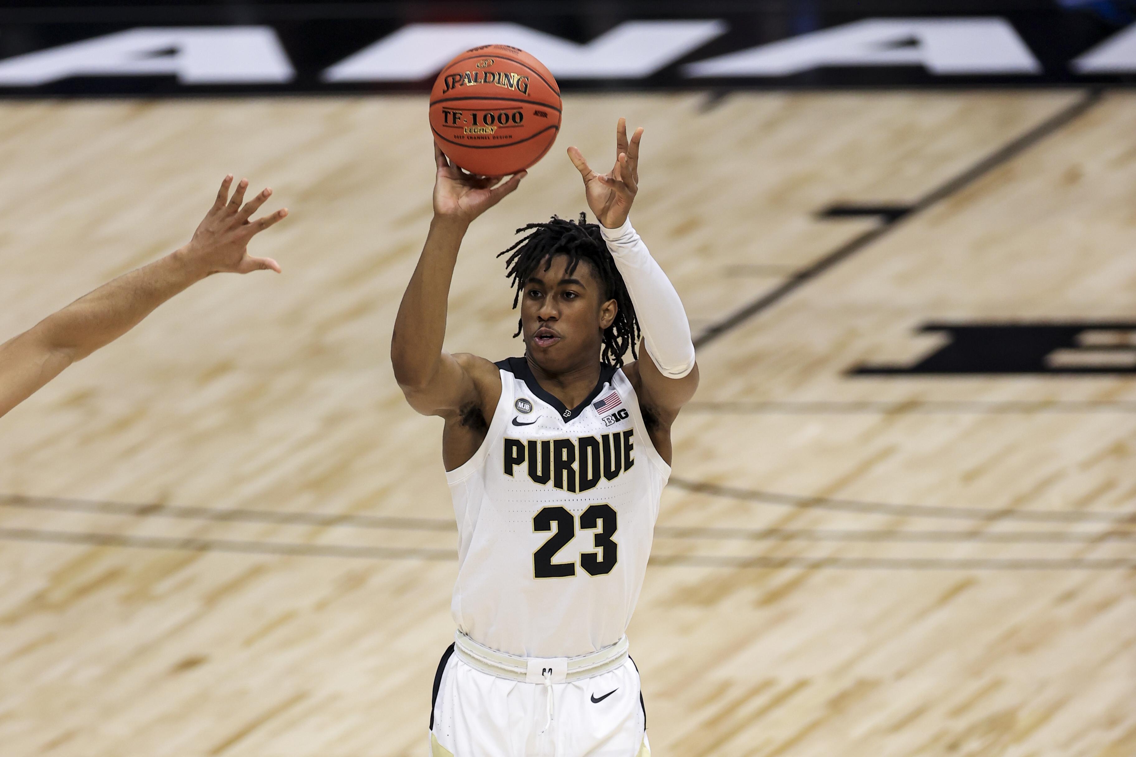 NCAA Basketball: Big Ten Conference Tournament-Ohio State vs Purdue