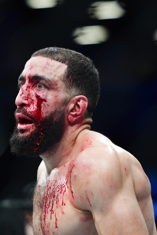 UFC Fight Night Cejudo v Dillashaw