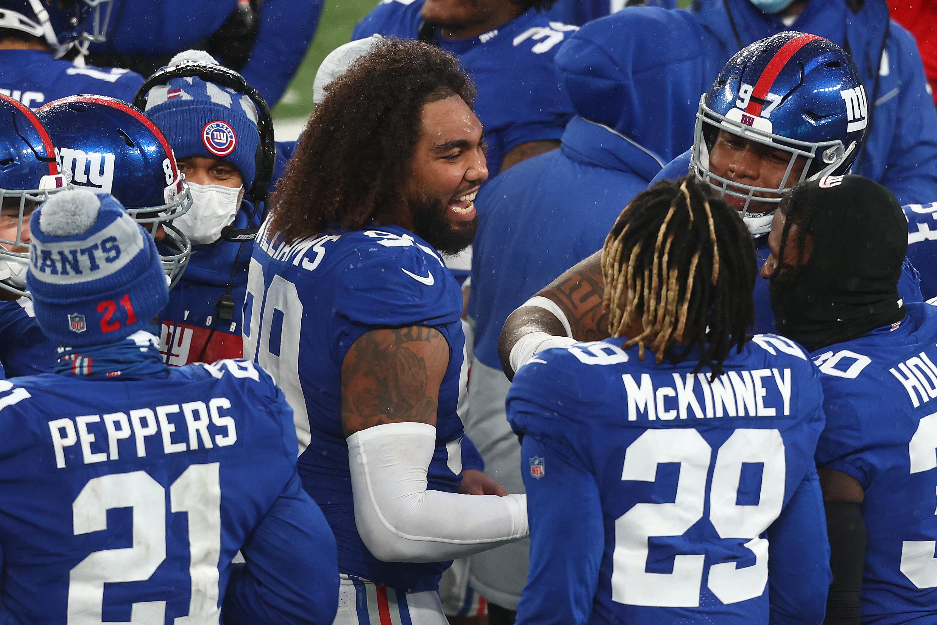 Dallas Cowboys v New York Giants