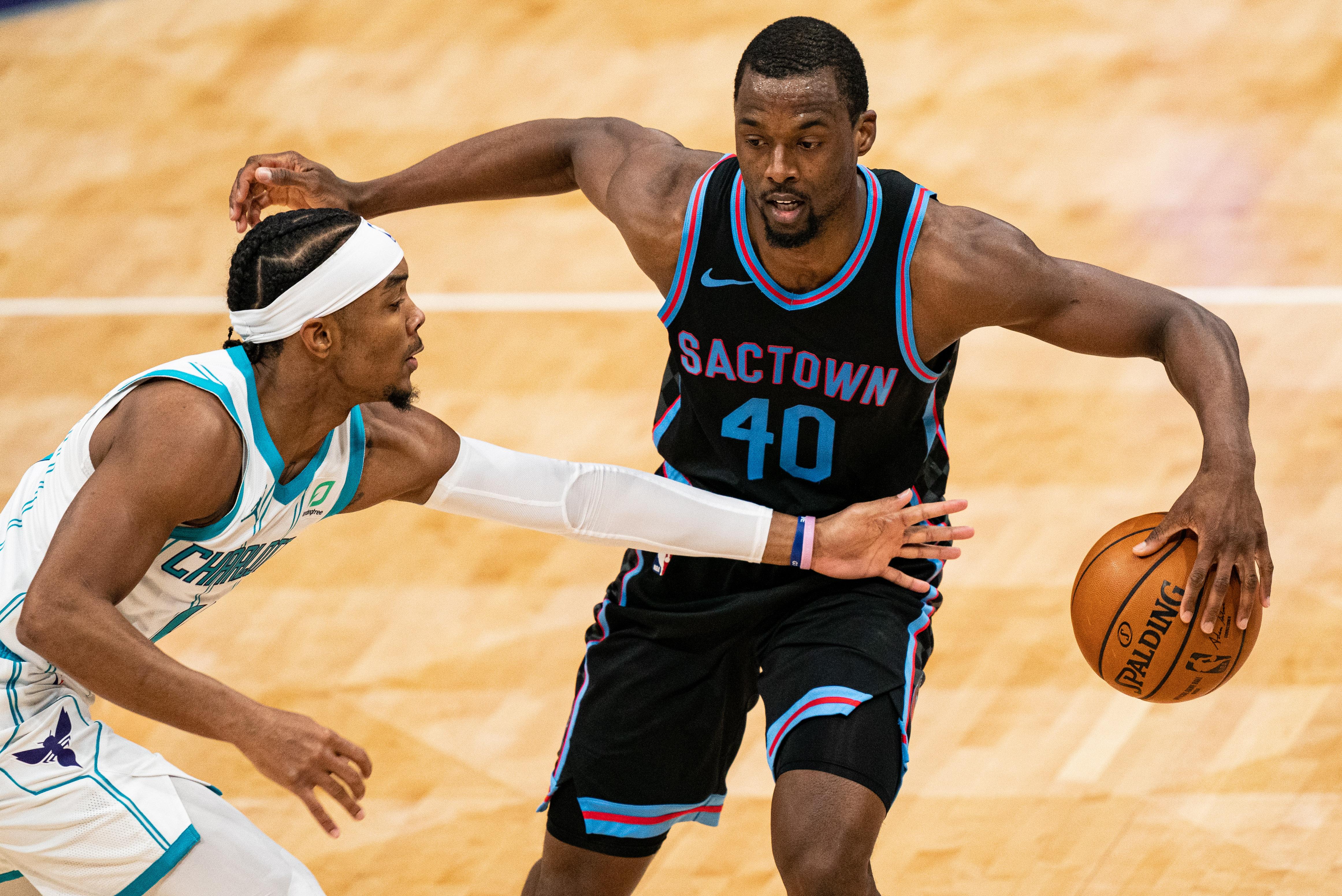 Sacramento Kings v Charlotte Hornets
