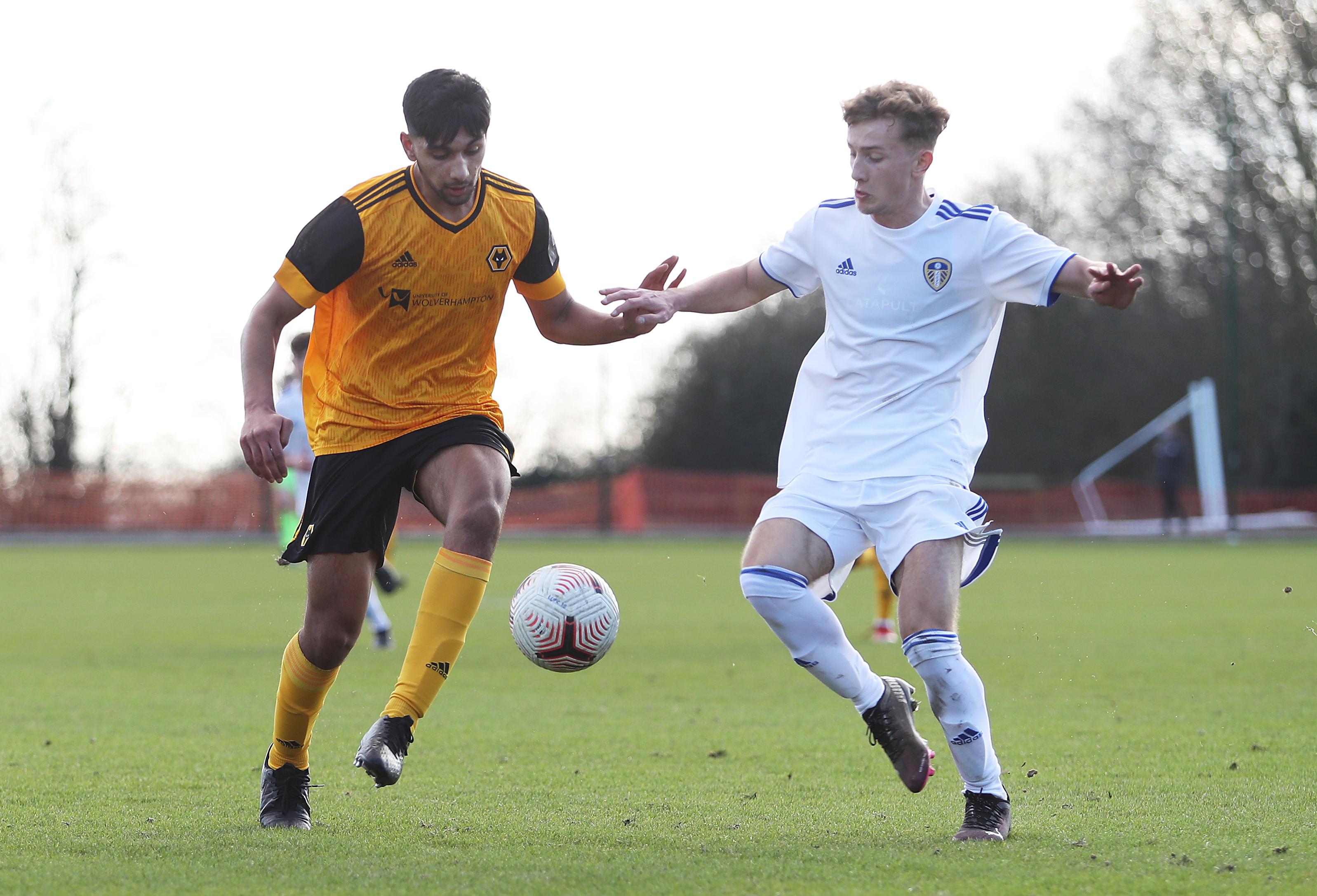 Leeds United v Wolverhampton Wanderers: U18 Premier League
