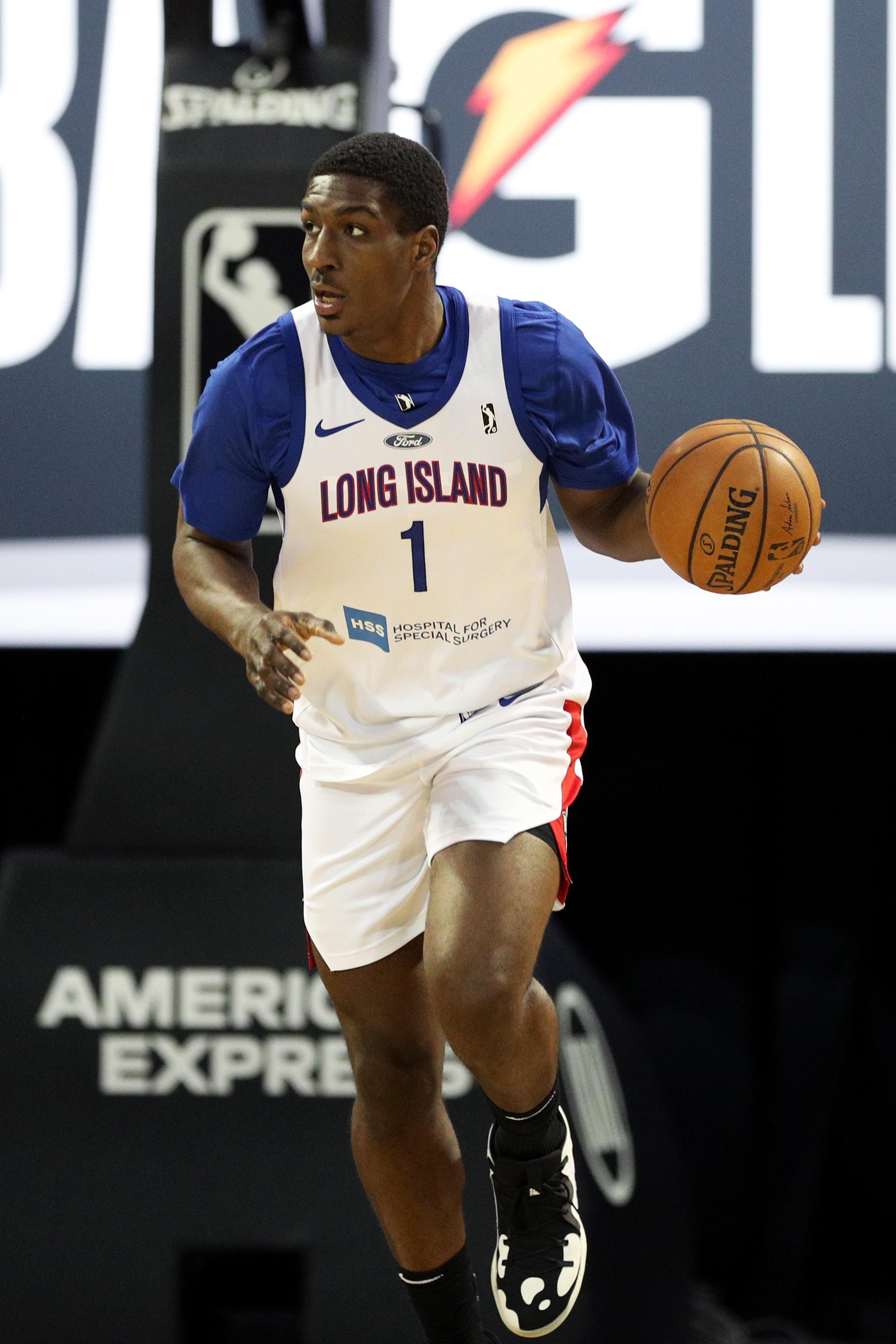 Long Island Nets v Memphis Hustle