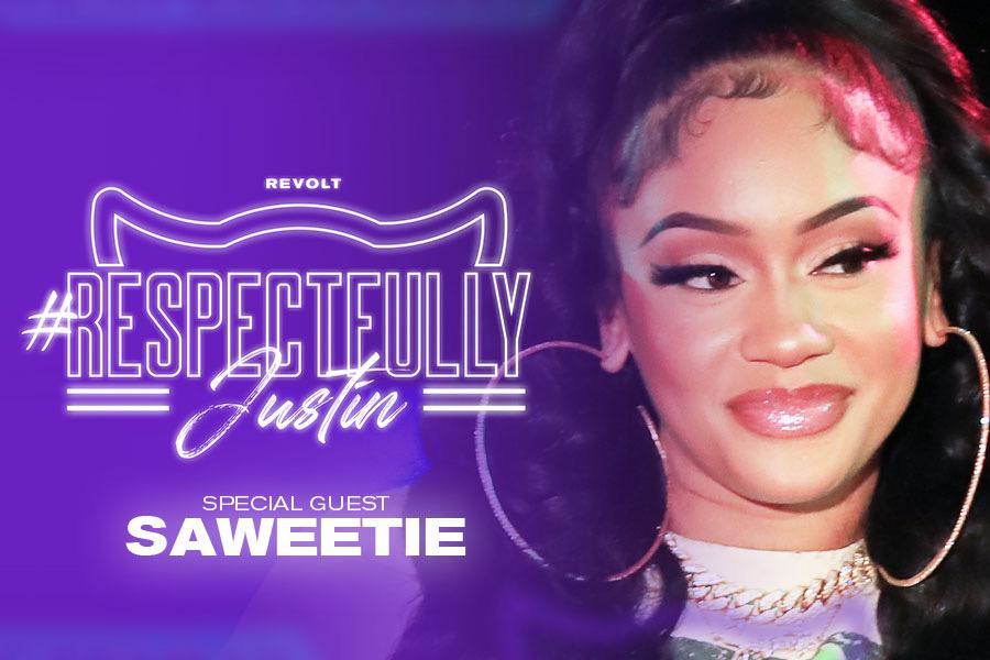 Saweetie - Respectfully Justin