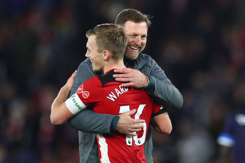 Southampton, Ralph Hasenhuttl, James Ward-Prowse, Saints, captain, latest news