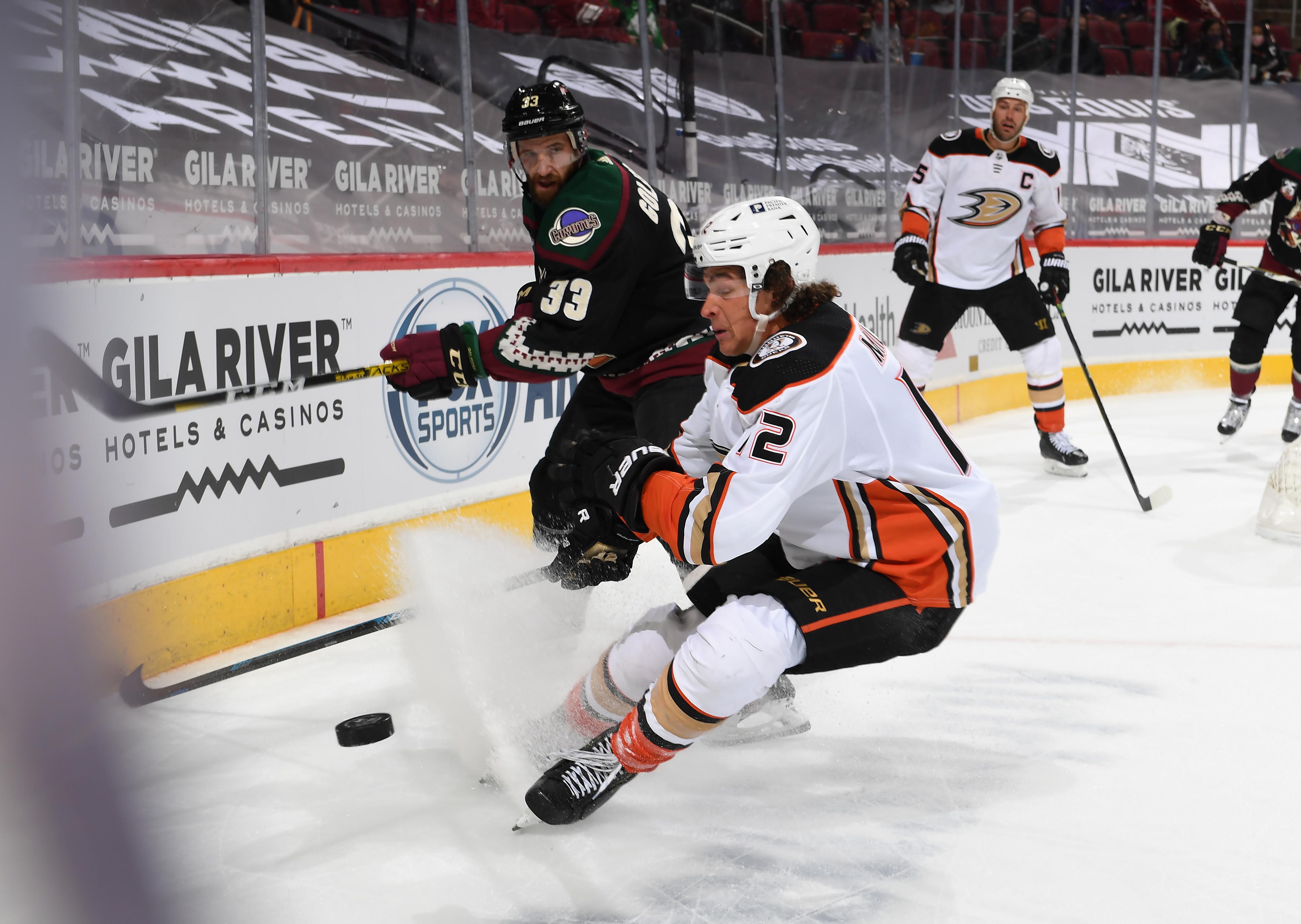 Anaheim Ducks v Arizona Coyotes