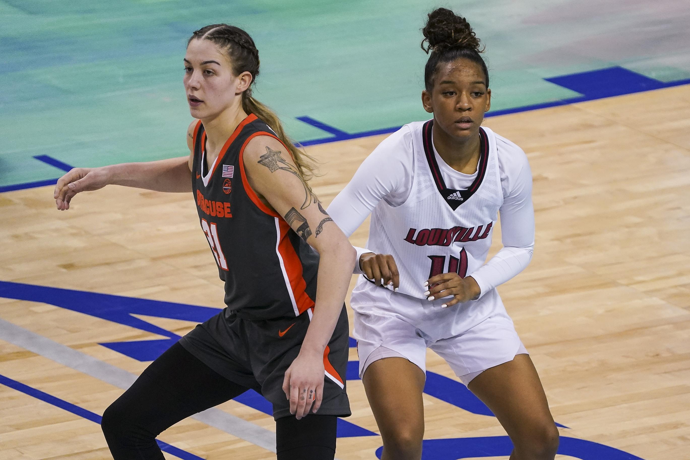 NCAA Womens Basketball: Atlantic Coast Conference Tournament - Louisville vs Syracuse