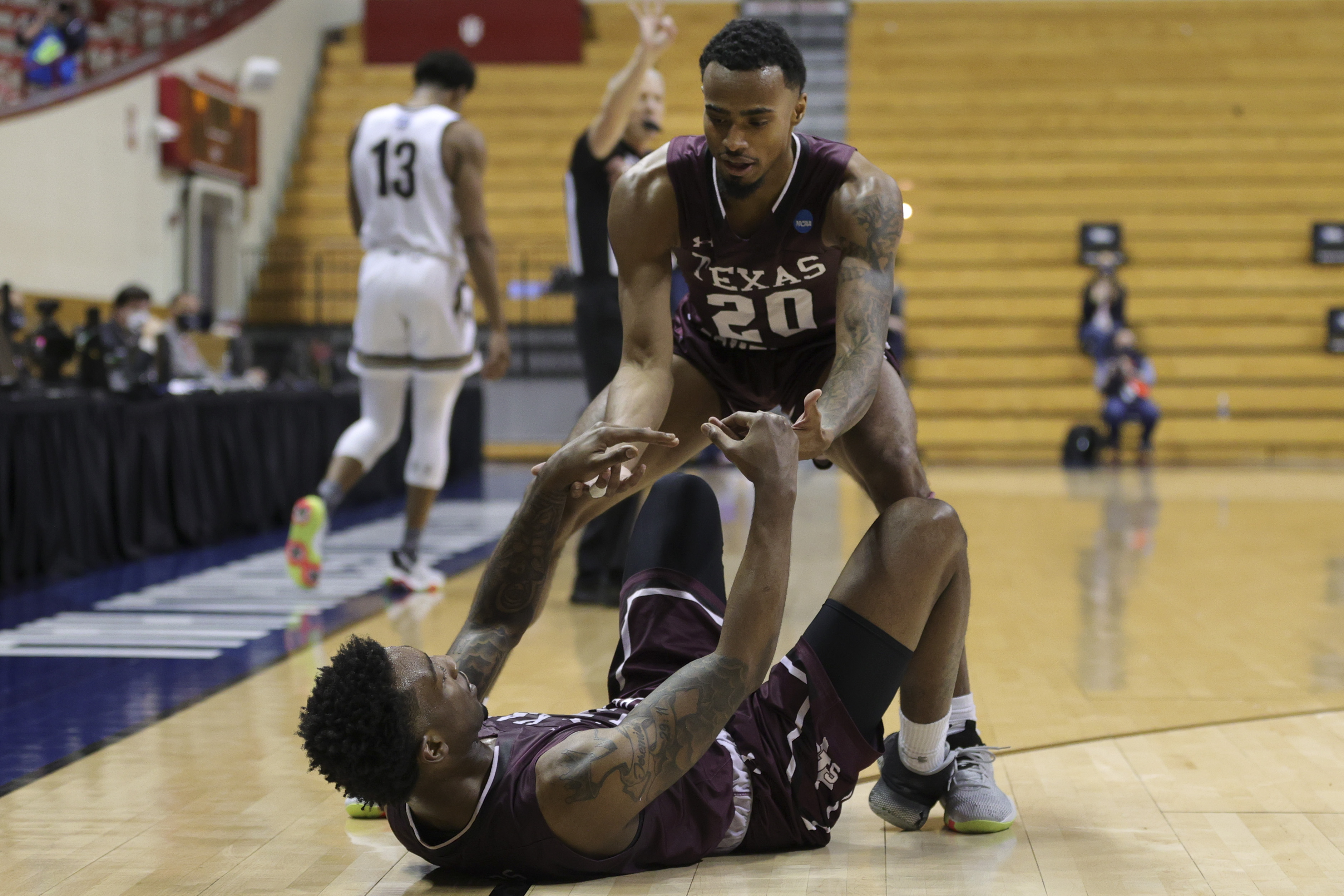 Texas Southern v Mount St. Mary's