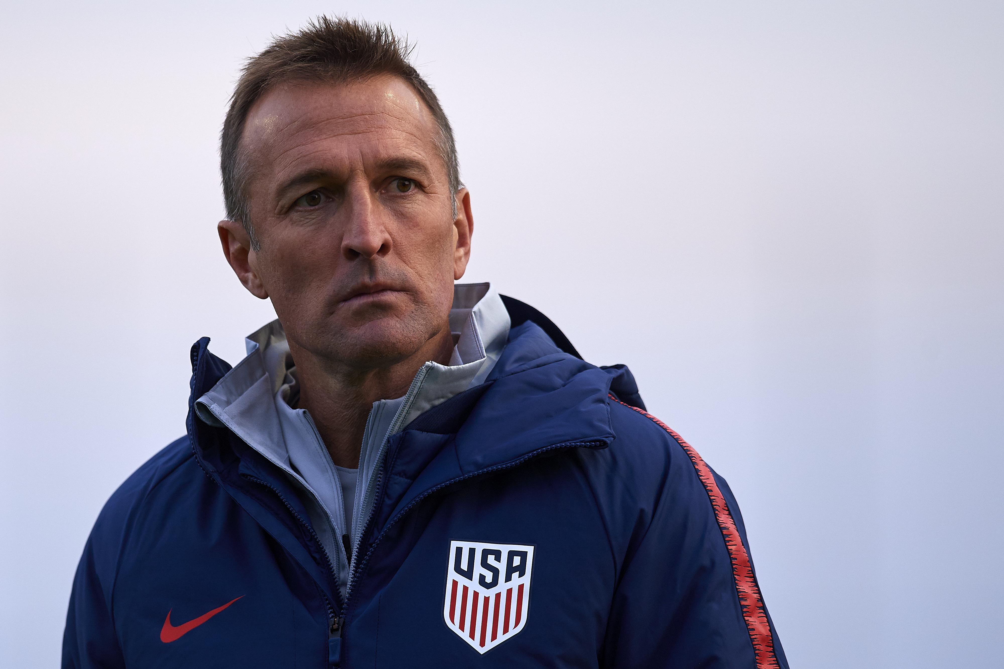 Netherlands U23 v United States of America U23 - International Friendly