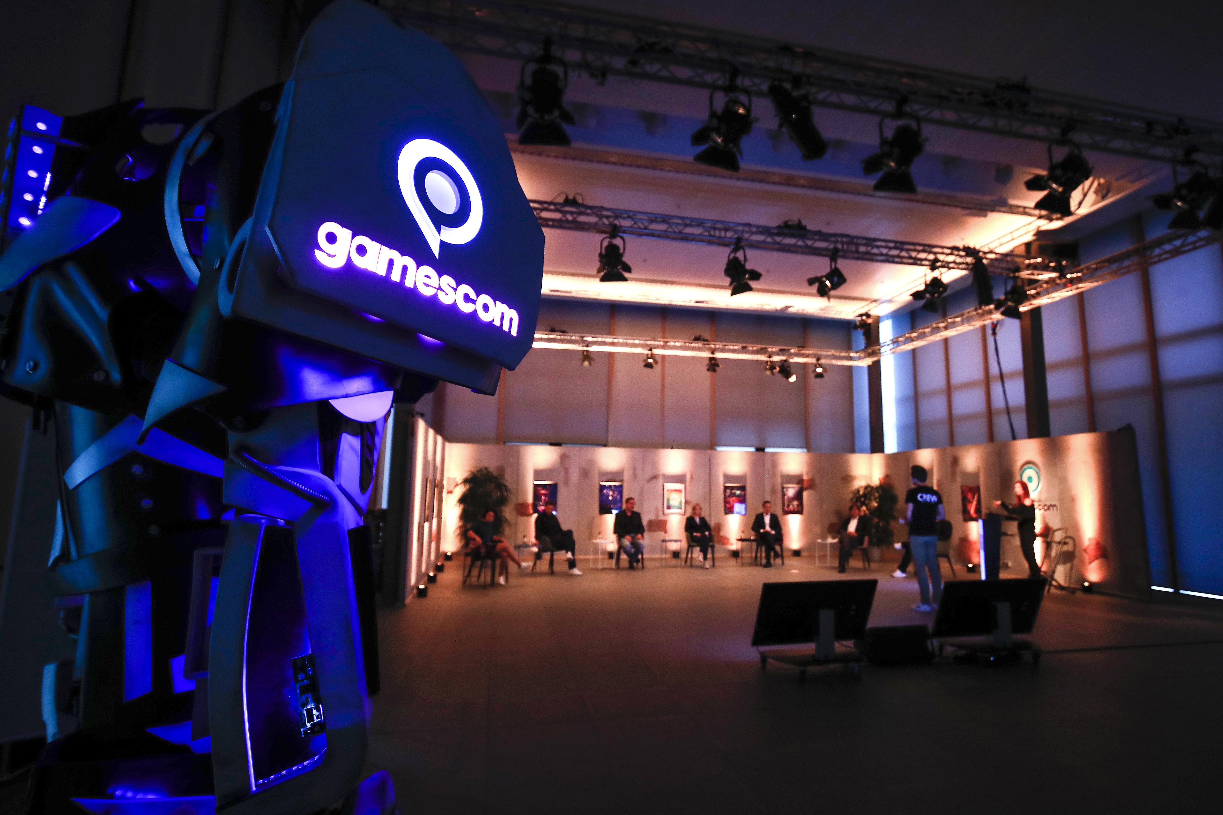 """Debatt(l)e Royale 2020 - Die Politikarena Auf Der Gamescom"" In Berlin"