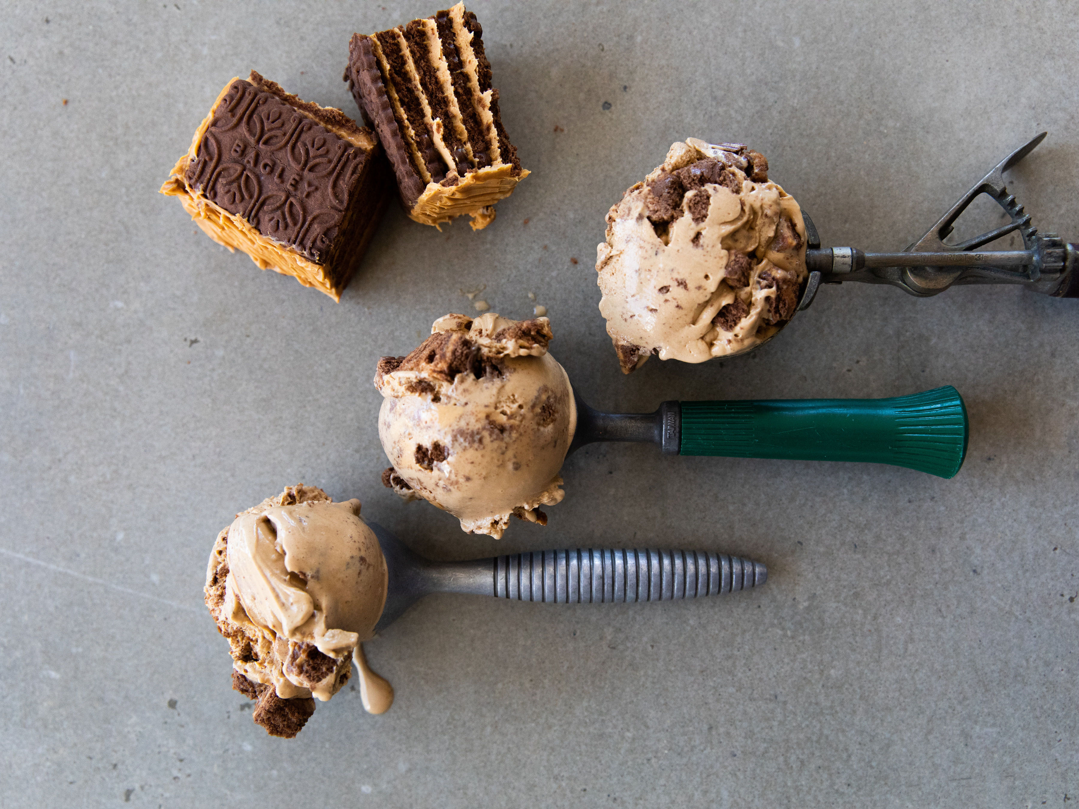 Dolcezza is giving away free chocotorta gelato Friday, March 19, to celebrate a year of persistence