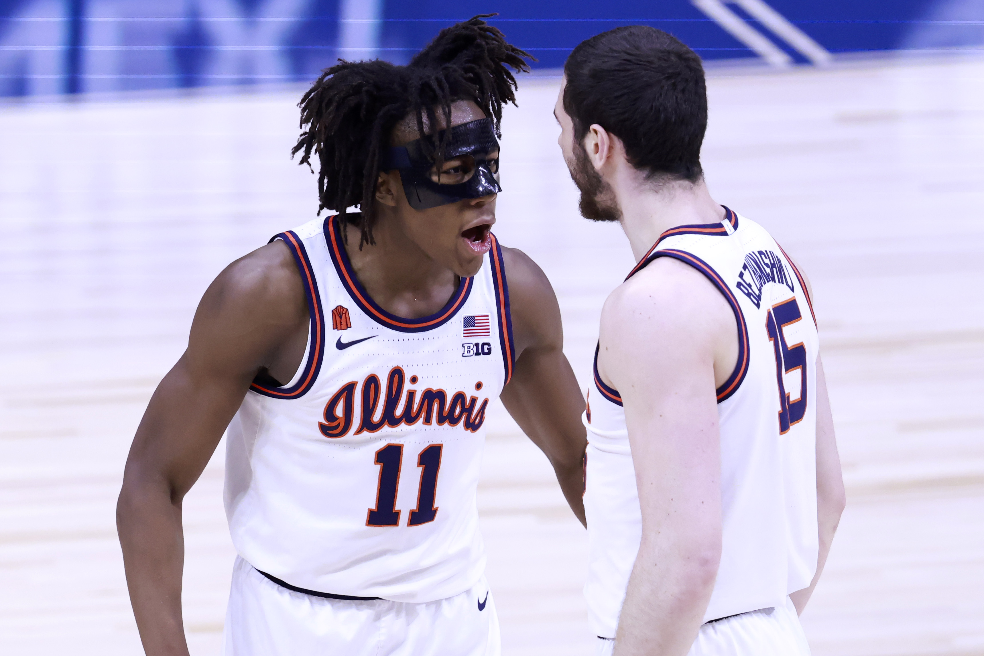 Big Ten Men's Basketball Tournament - Ohio State v Illinois
