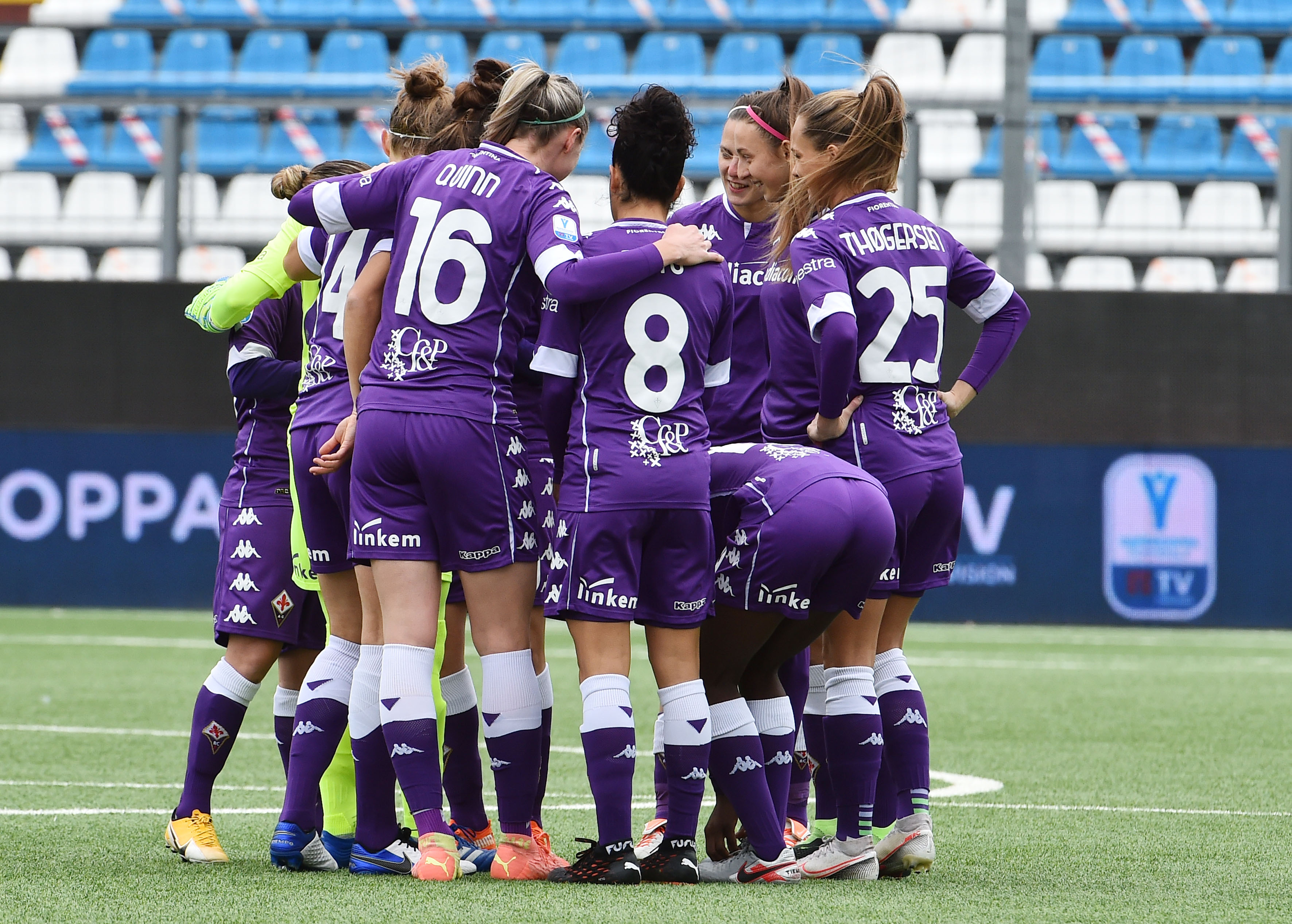Juventus v ACF Fiorentina Women's Super Cup Final