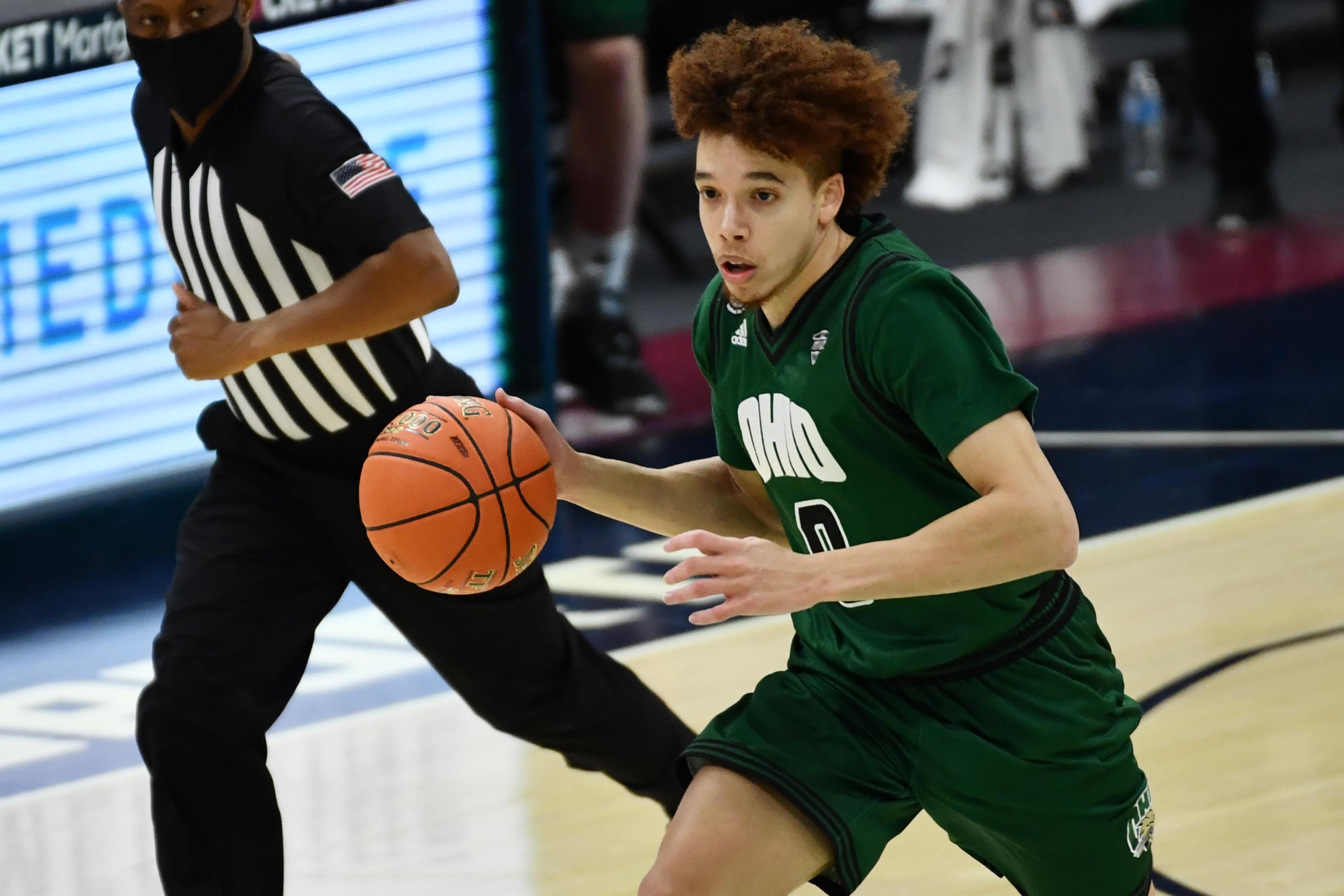 NCAA Basketball: MAC Conference Tournament - Ohio vs Toledo