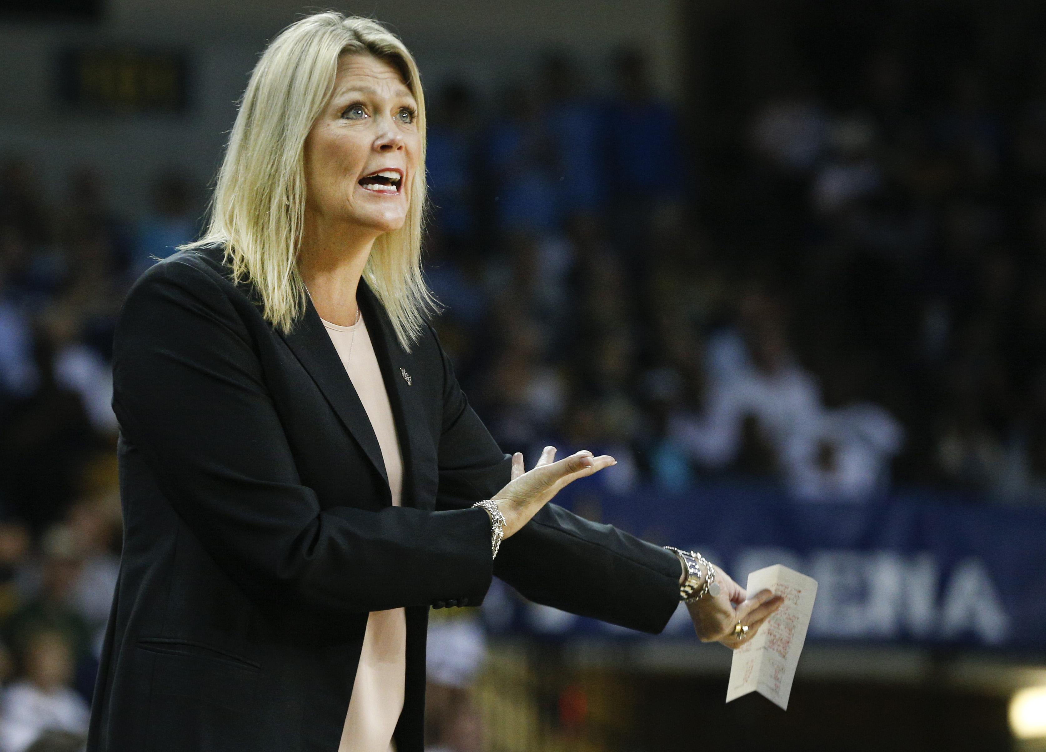 NCAA Womens Basketball: Connecticut at Central Florida