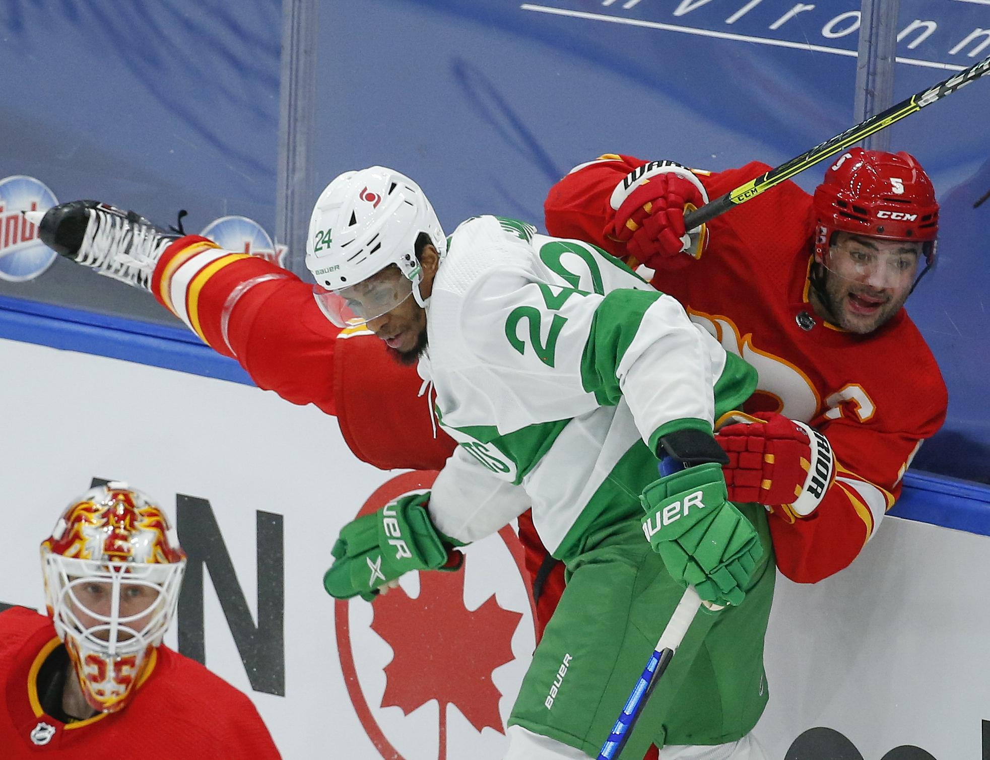 Toronto Maple Leafs vs Calgary Flames